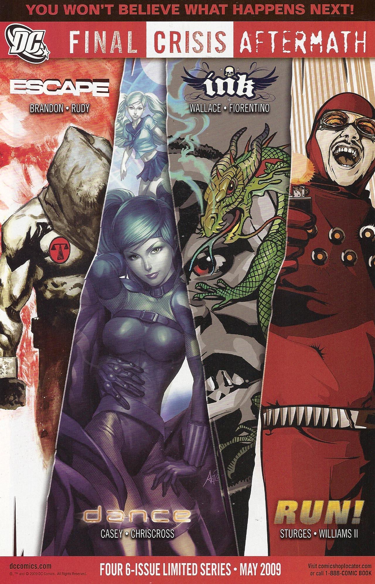 Read online Azrael: Death's Dark Knight comic -  Issue #3 - 25