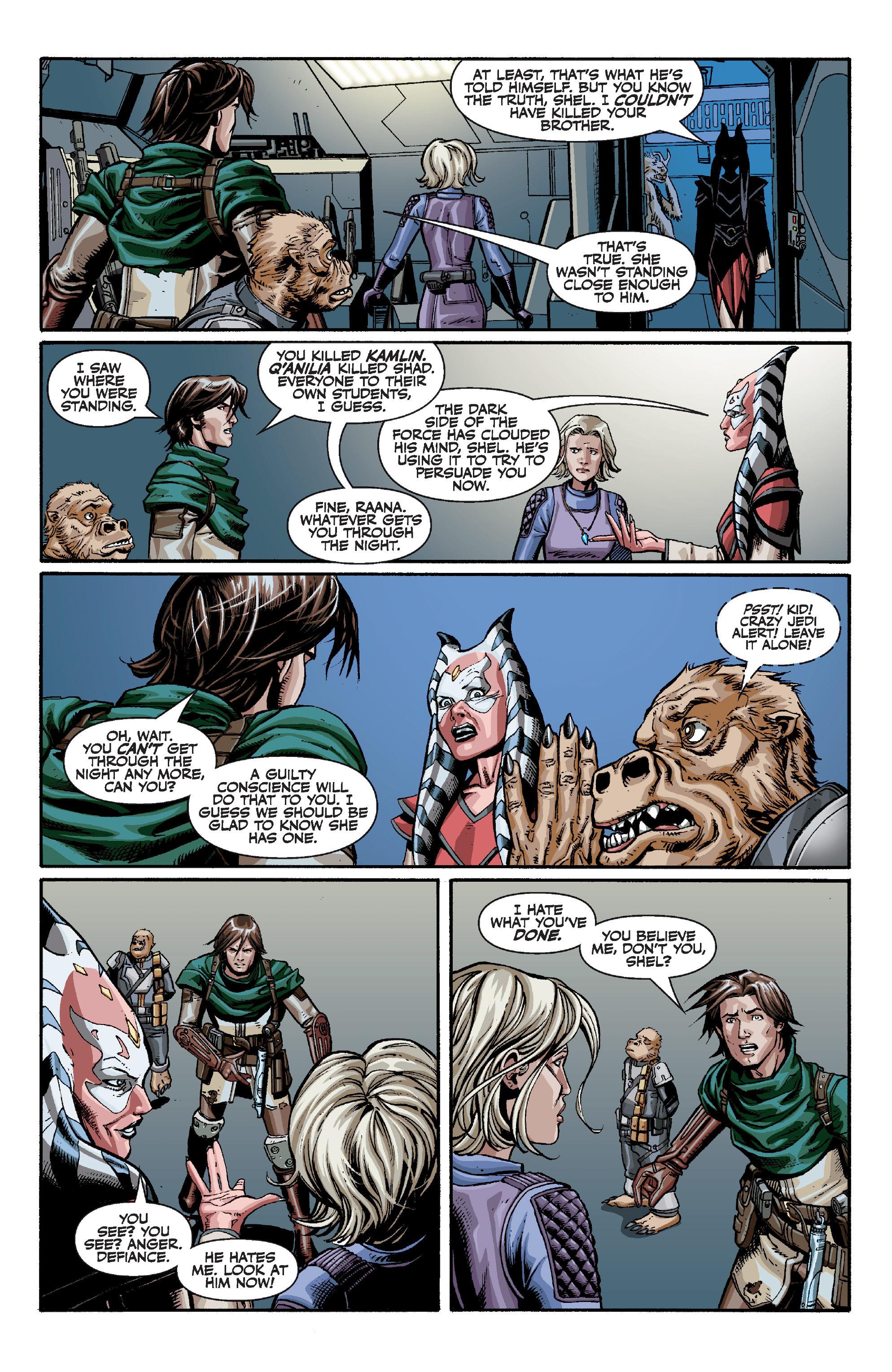 Read online Star Wars Omnibus comic -  Issue # Vol. 32 - 112
