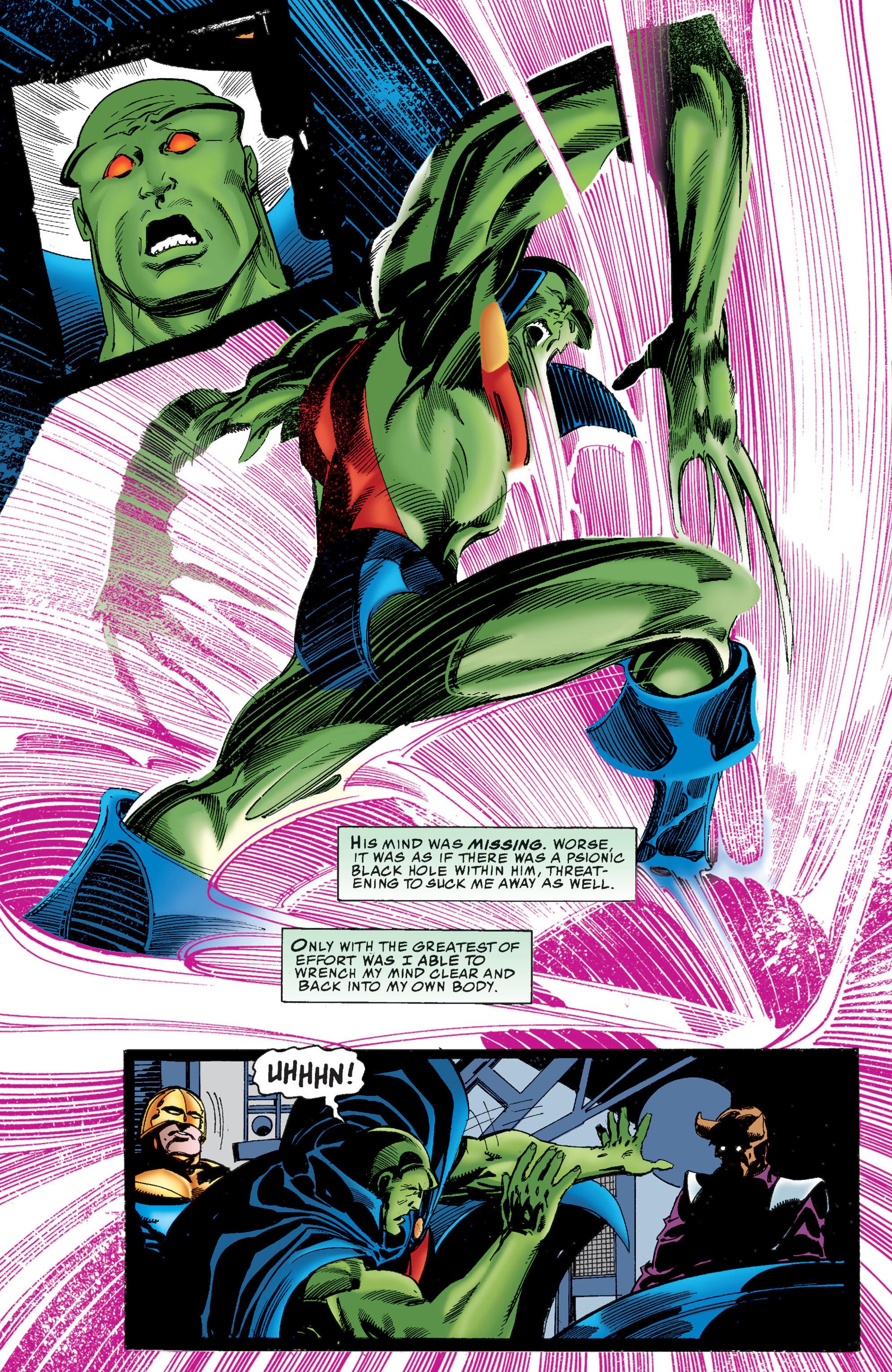 Read online Martian Manhunter: Son of Mars comic -  Issue # TPB - 86