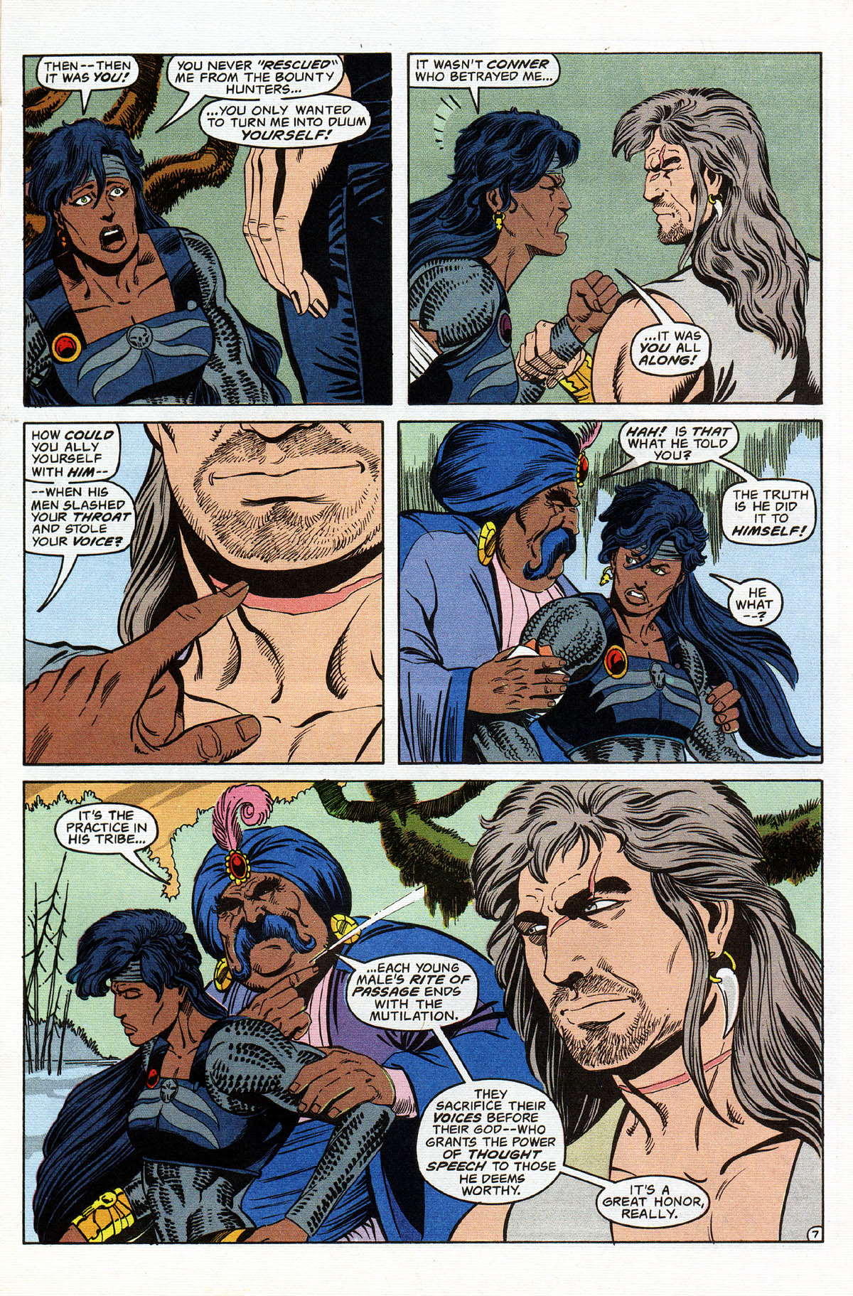 Read online Advanced Dungeons & Dragons comic -  Issue #16 - 8
