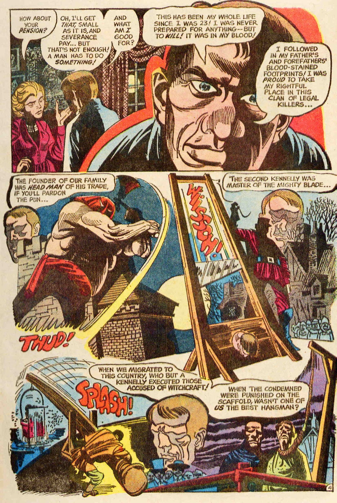 The Witching Hour (1969) issue 26 - Page 7