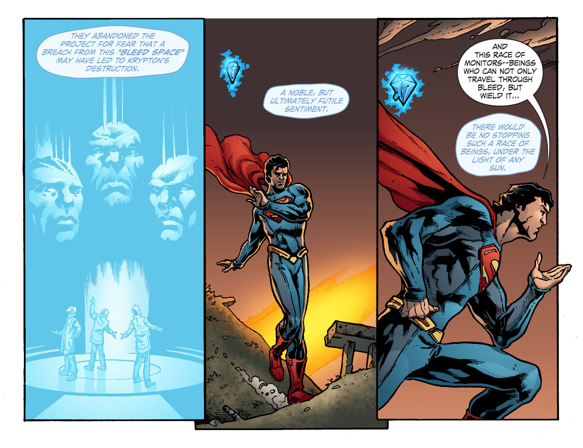 Read online Smallville: Chaos [II] comic -  Issue #7 - 5