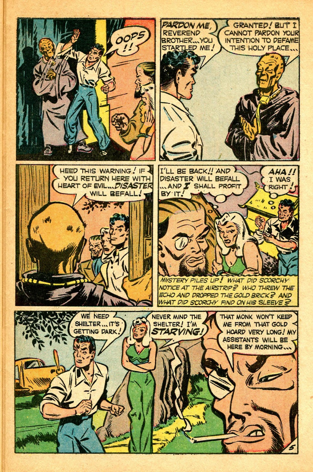 Read online Famous Funnies comic -  Issue #178 - 41