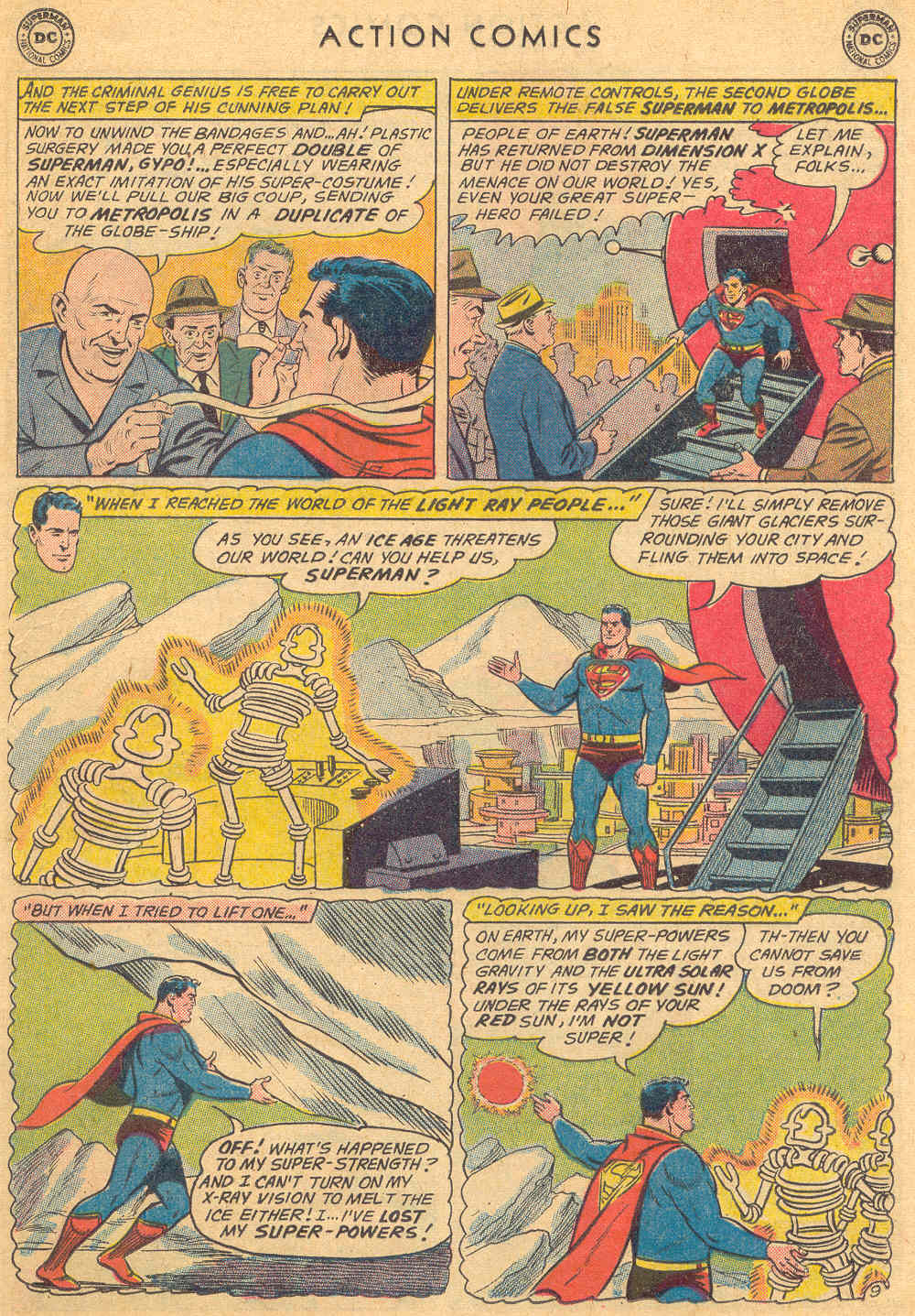 Read online Action Comics (1938) comic -  Issue #271 - 11