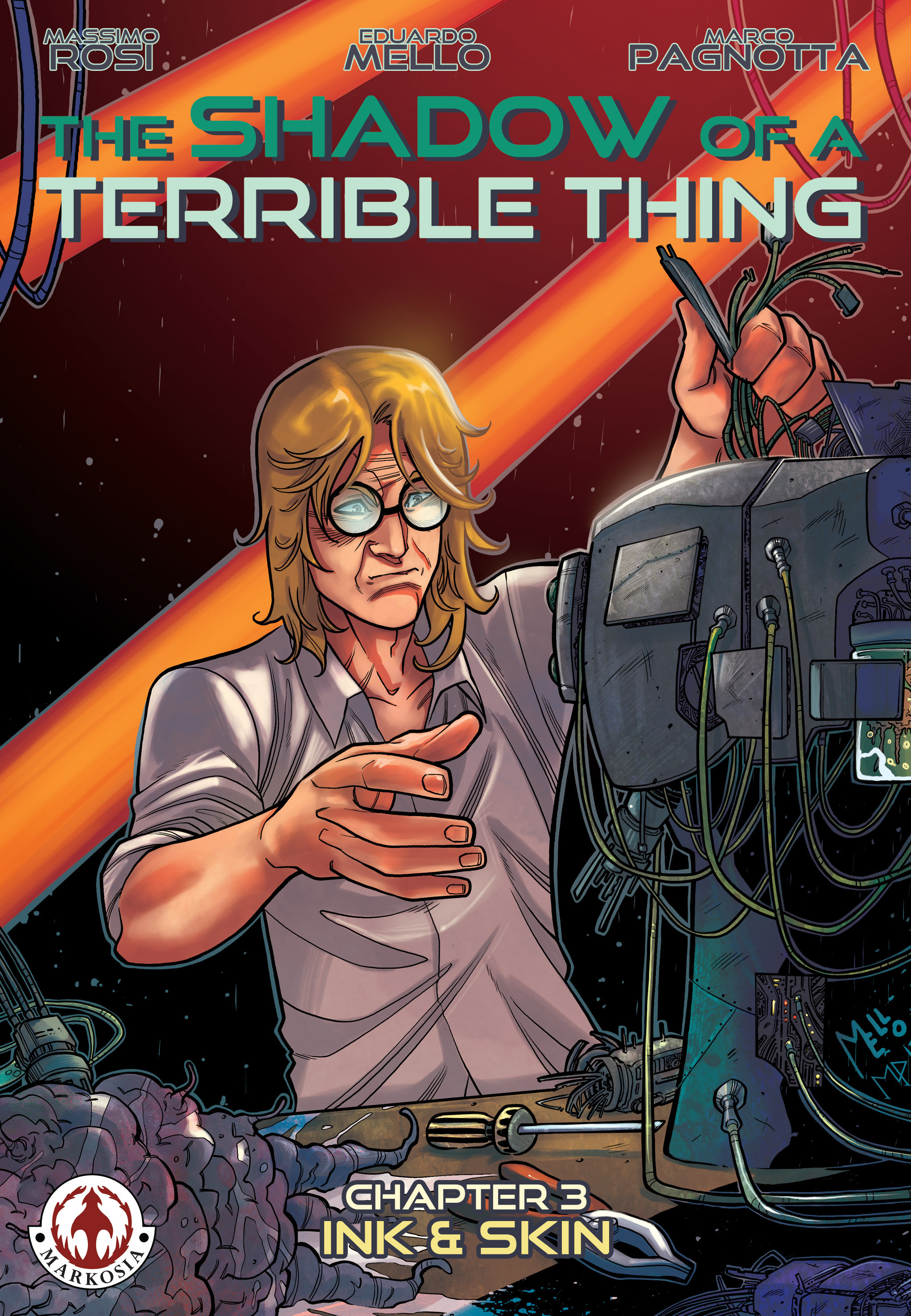 Read online The Shadow of a Terrible Thing comic -  Issue # TPB - 51