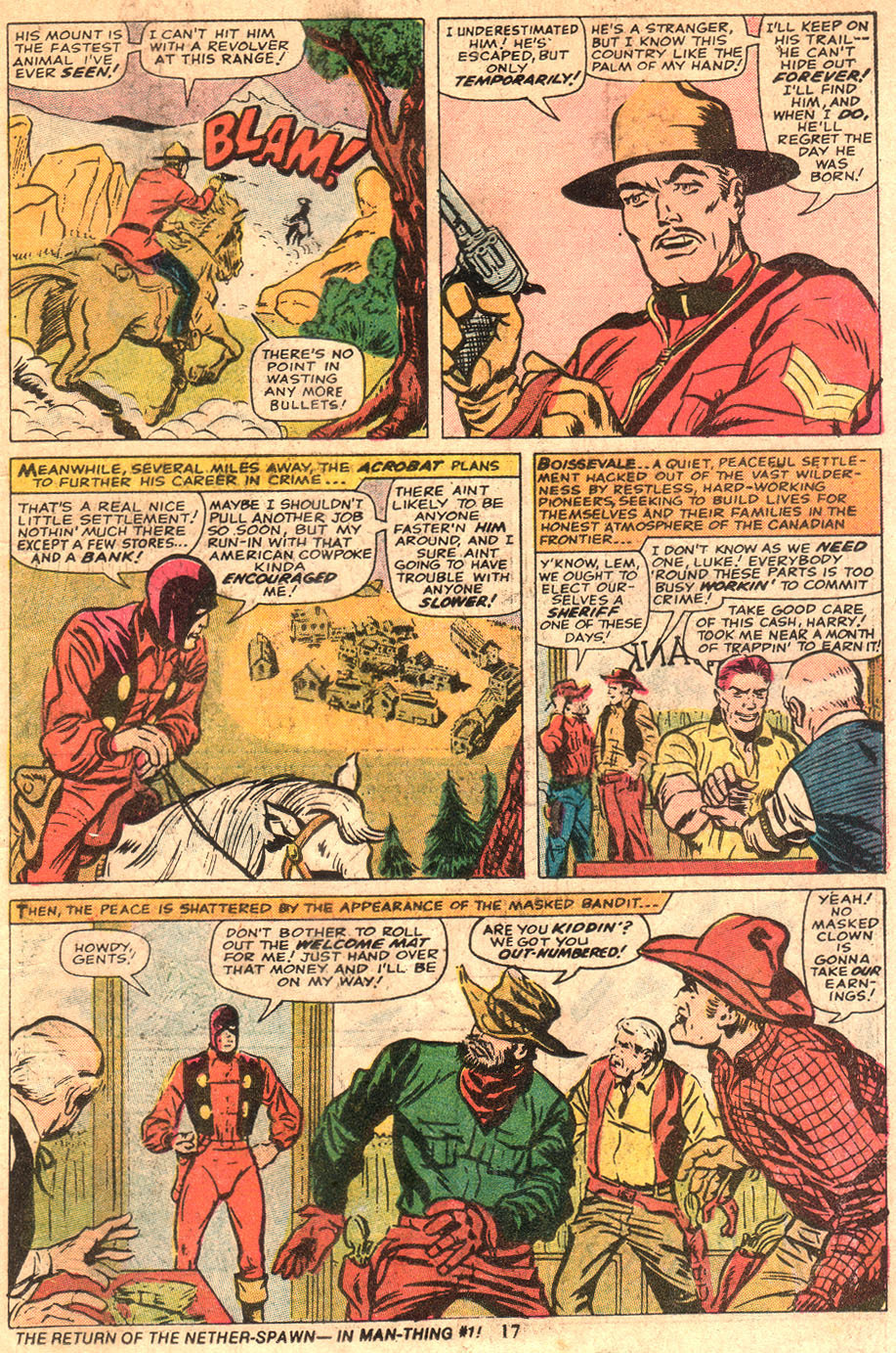 The Rawhide Kid (1955) issue 118 - Page 19