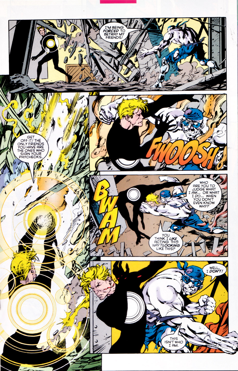 Read online X-Factor (1986) comic -  Issue #118 - 14