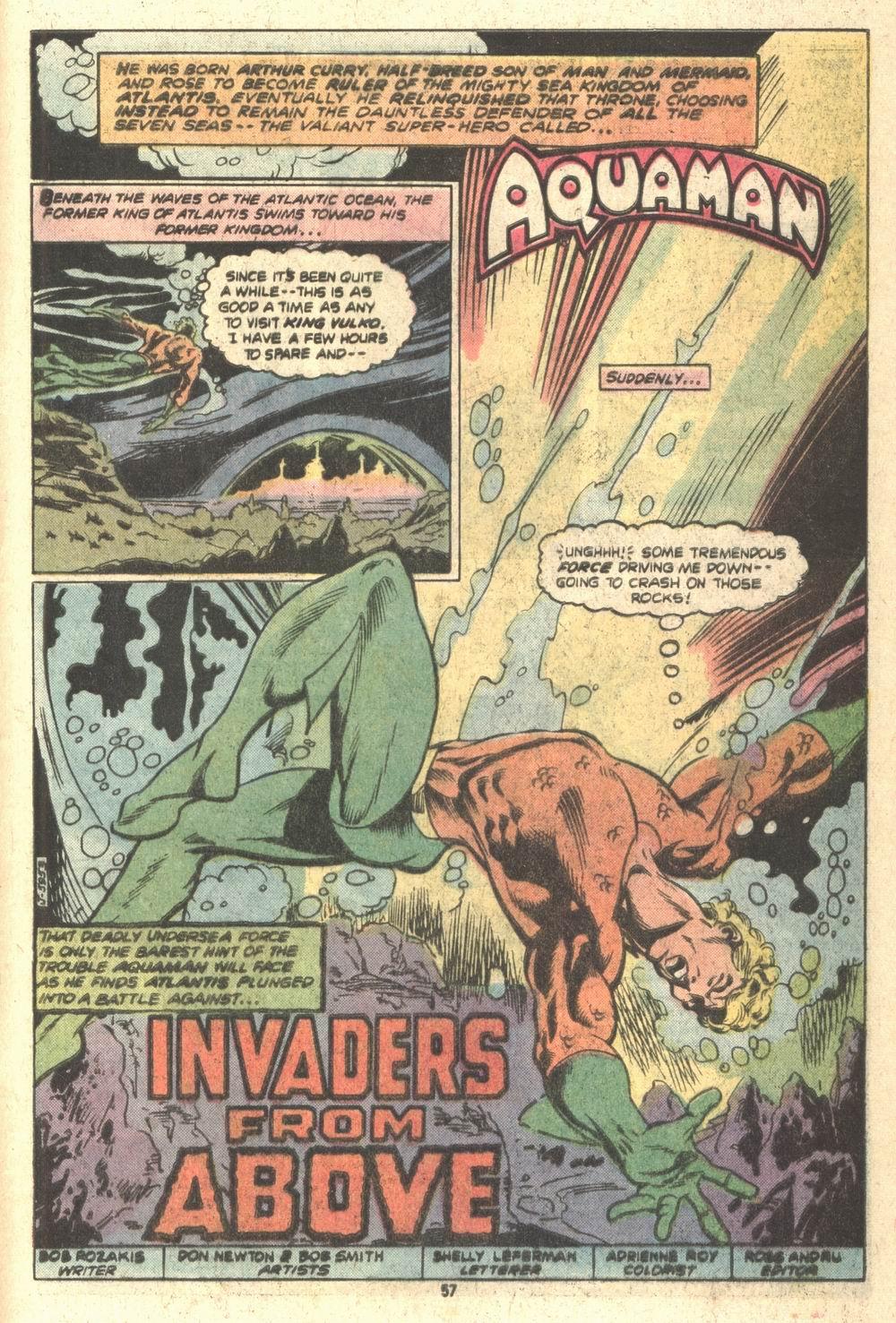 Read online Adventure Comics (1938) comic -  Issue #464 - 57