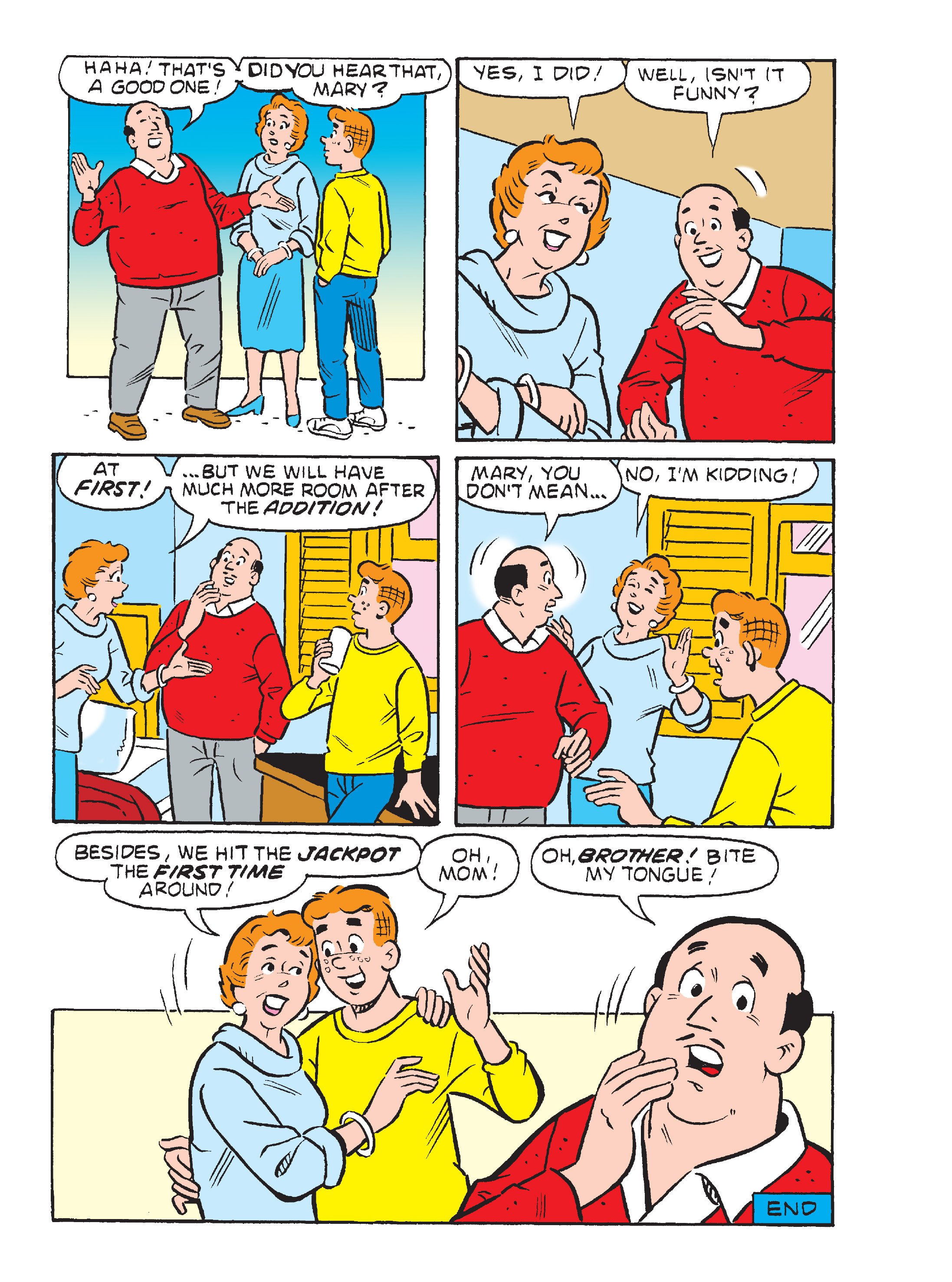 Read online World of Archie Double Digest comic -  Issue #55 - 115
