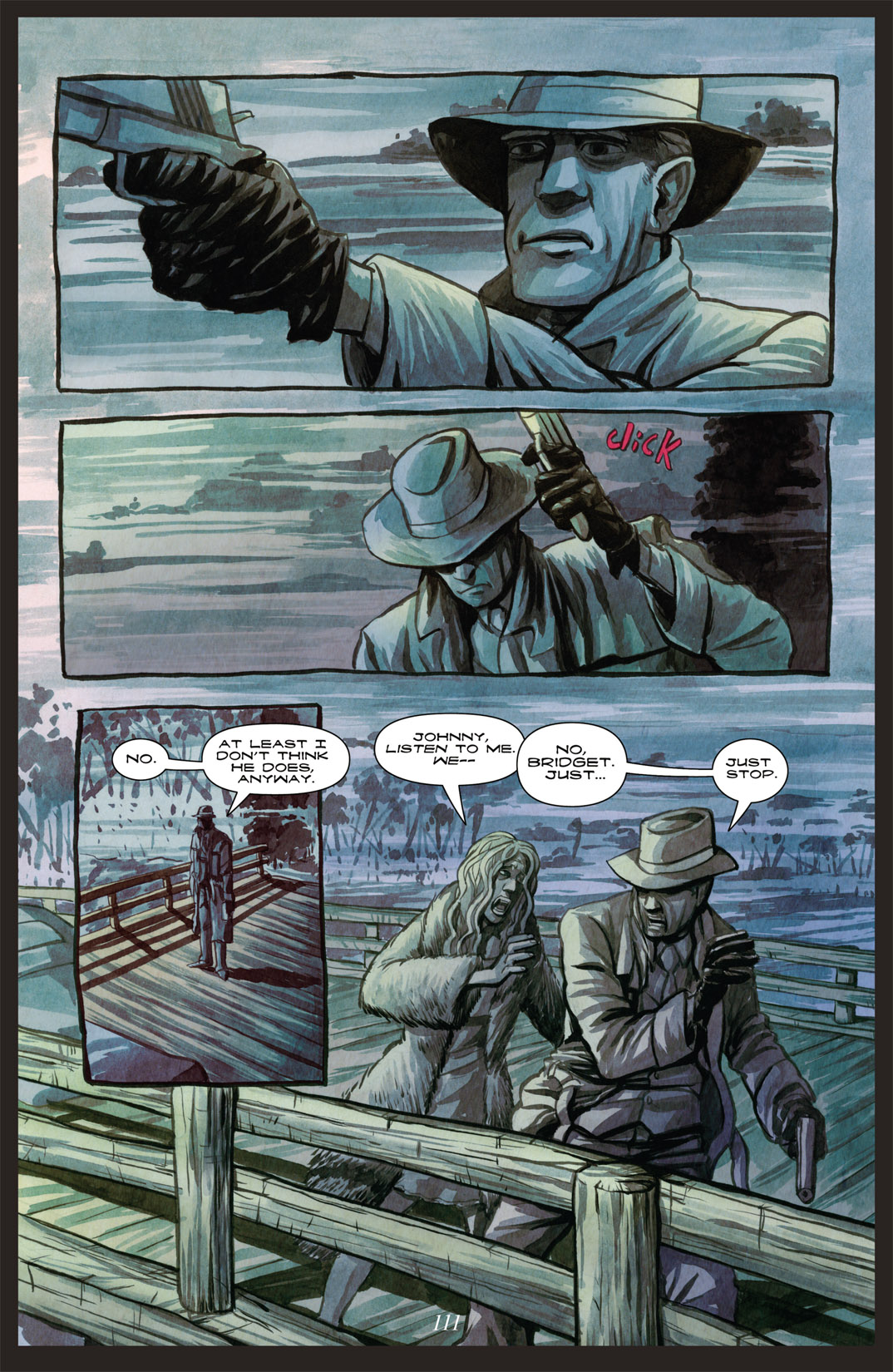 Read online Nightmare World comic -  Issue # Vol. 2 Leave the Light On - 112