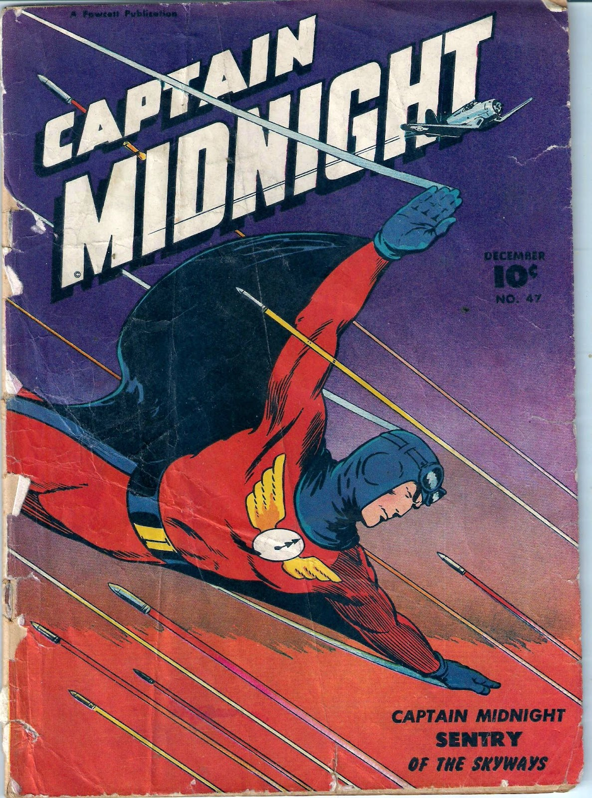Captain Midnight (1942) 47 Page 1