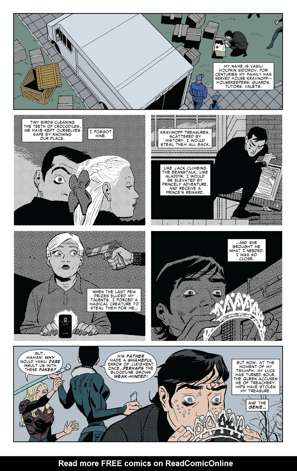 Amazing Spider-Man Presents: Black Cat Issue #4 #4 - English 4