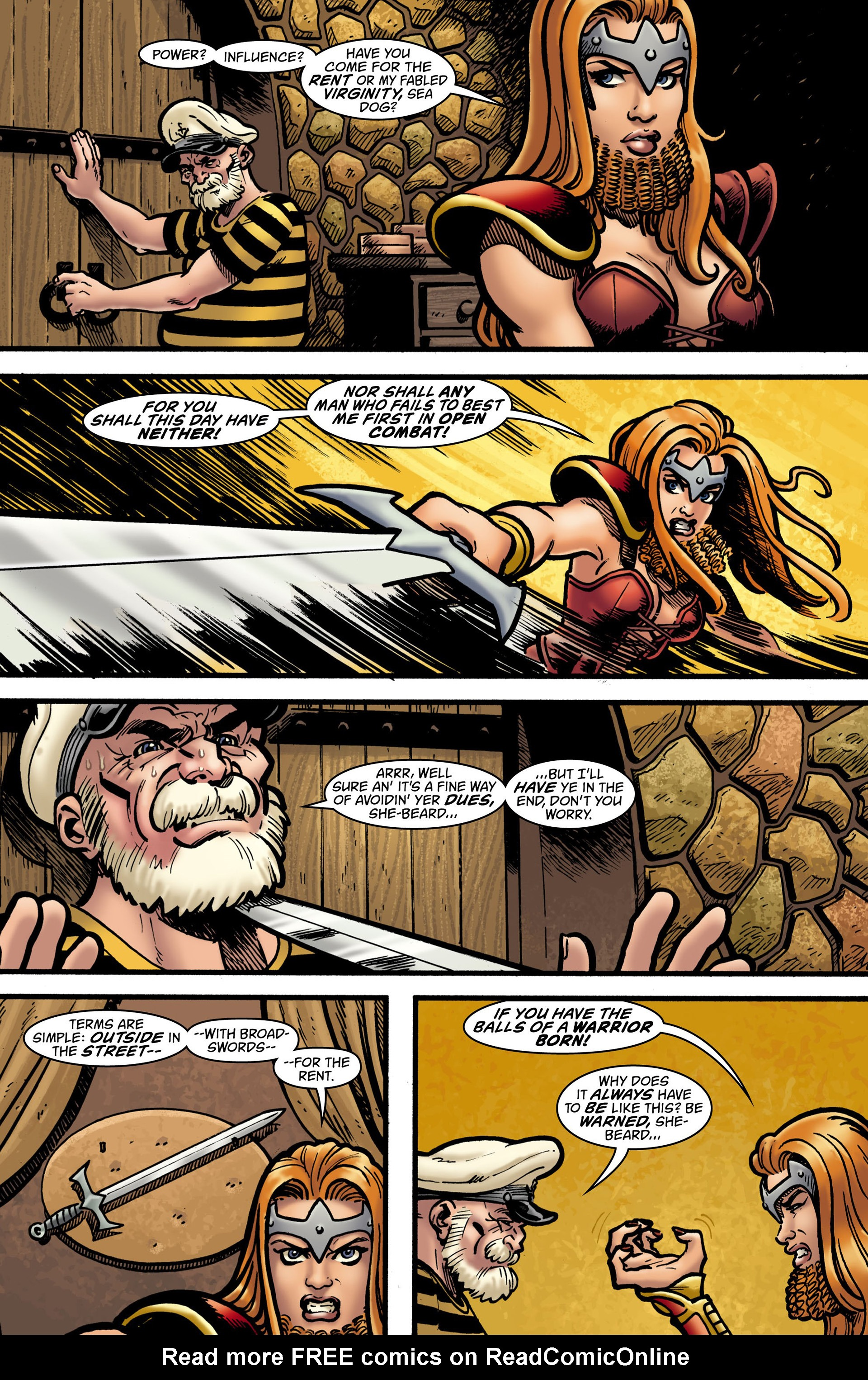 Read online Seaguy: The Slaves of Mickey Eye comic -  Issue #1 - 8