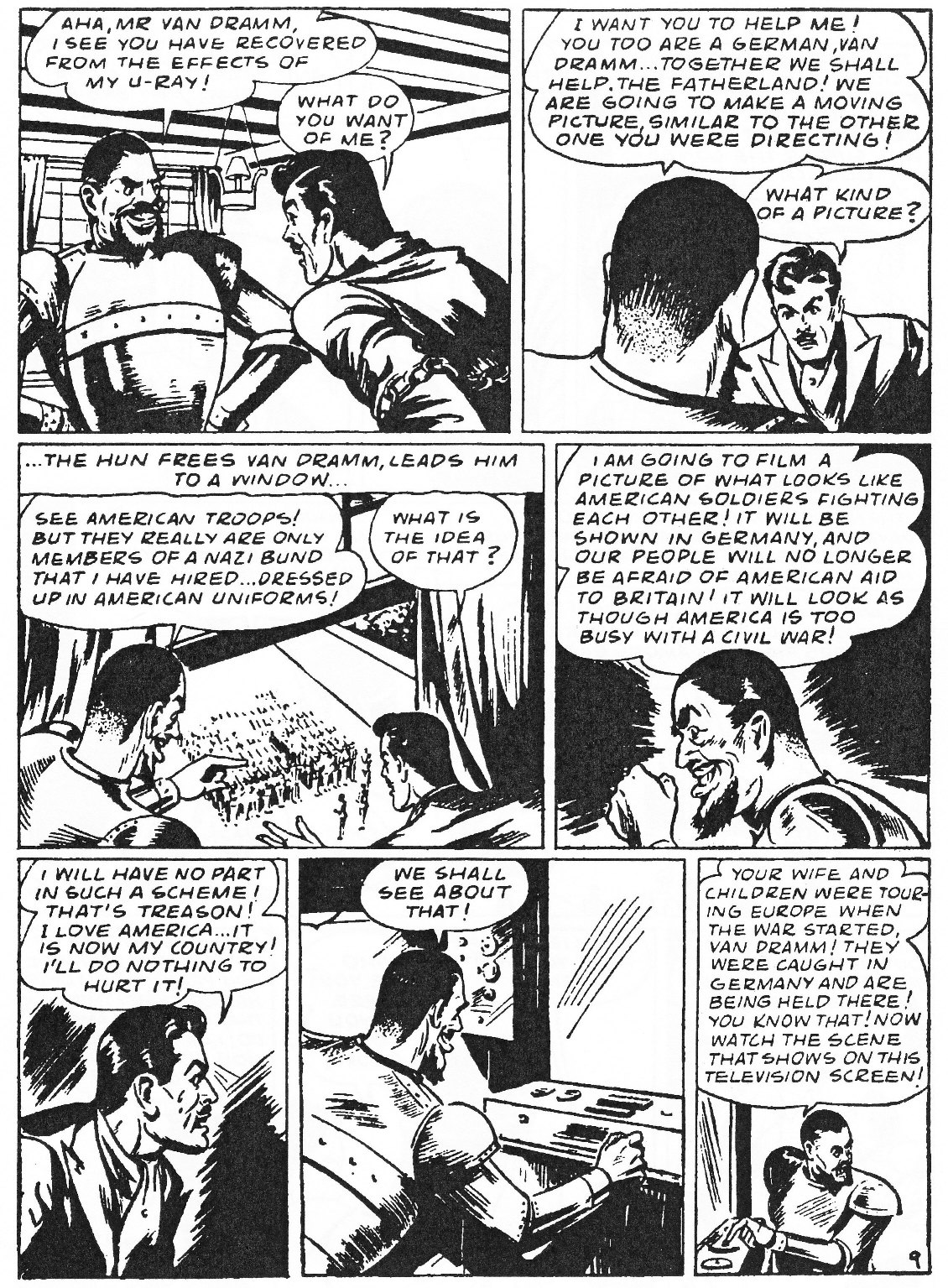 Read online Men of Mystery Comics comic -  Issue #81 - 75