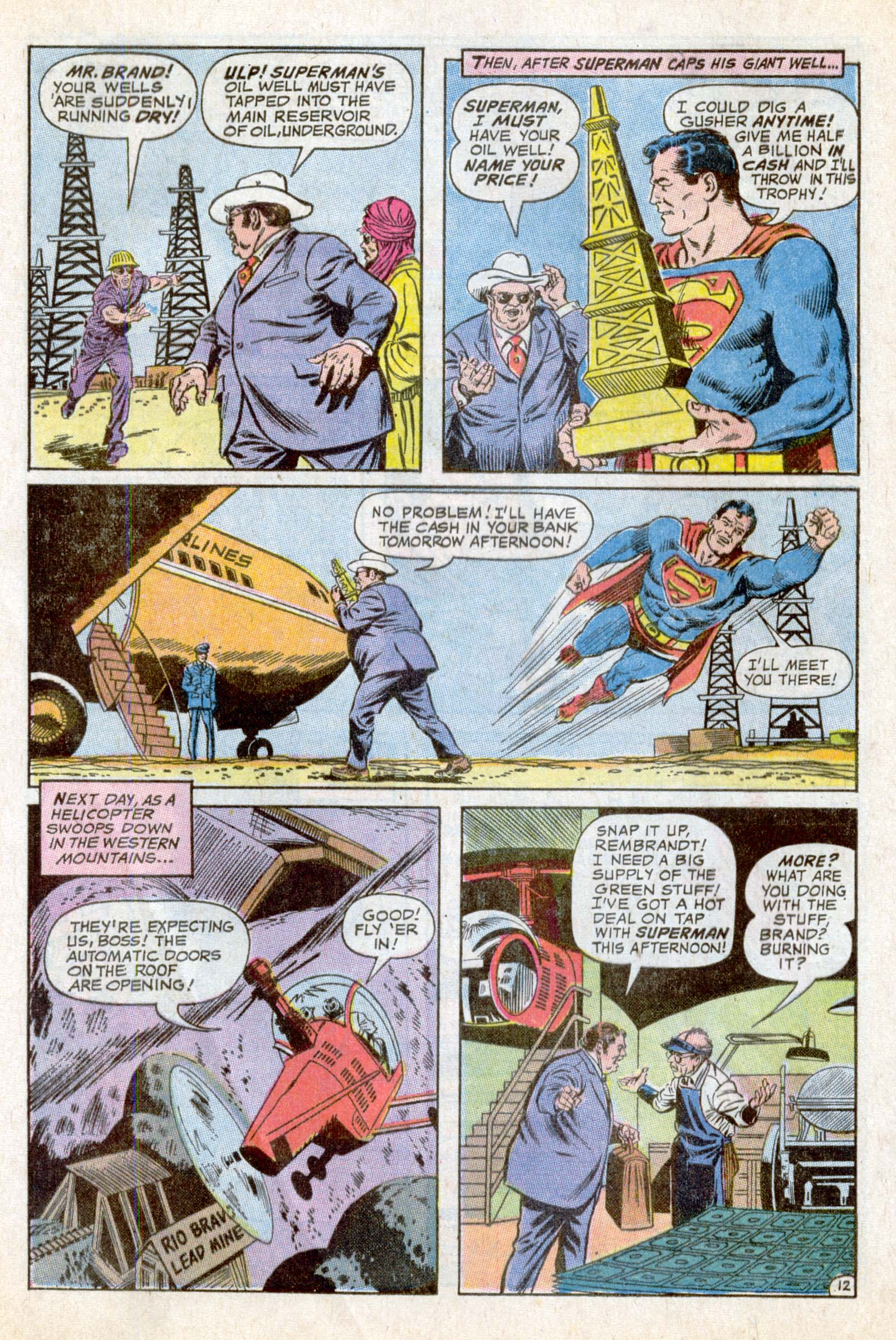 Read online Action Comics (1938) comic -  Issue #394 - 17