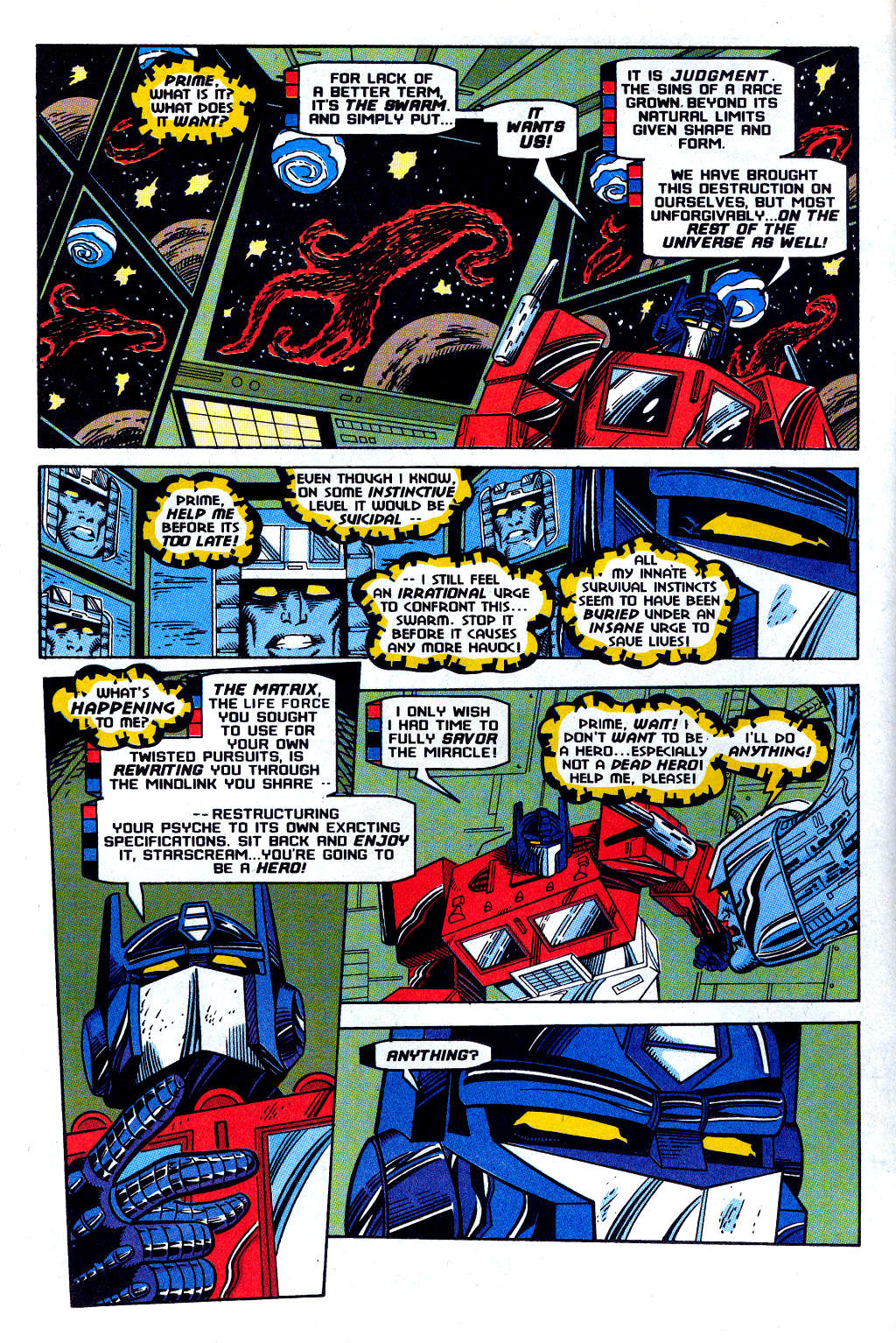 Read online Transformers: Generation 2 comic -  Issue #12 - 4