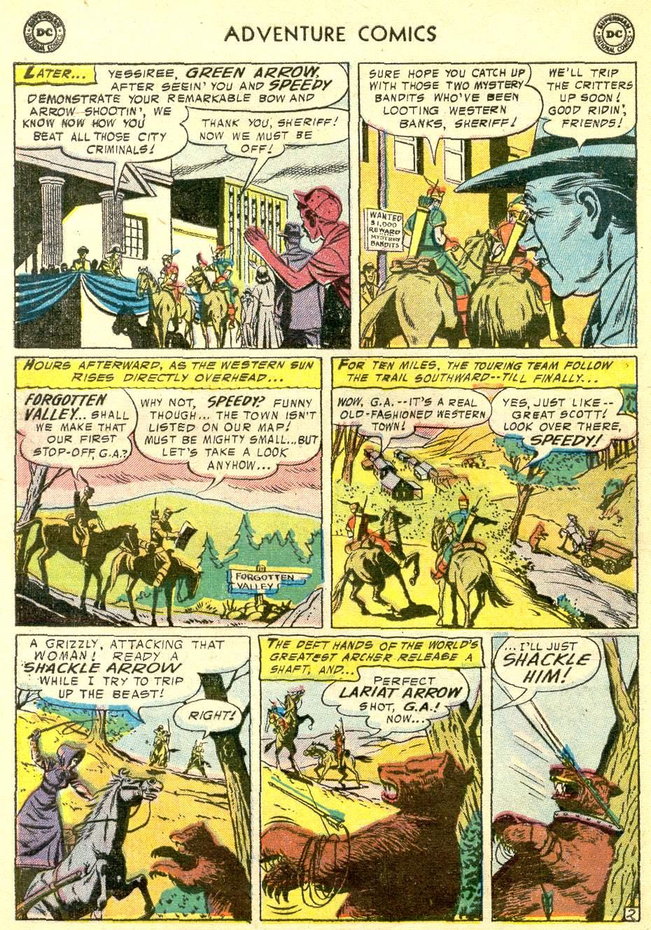 Read online Adventure Comics (1938) comic -  Issue #230 - 28