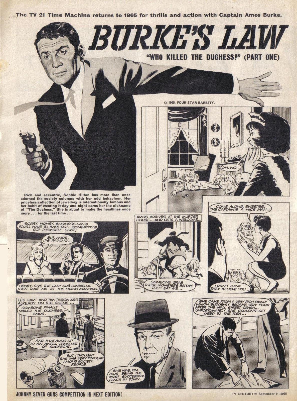 TV Century 21 (TV 21) issue 34 - Page 2