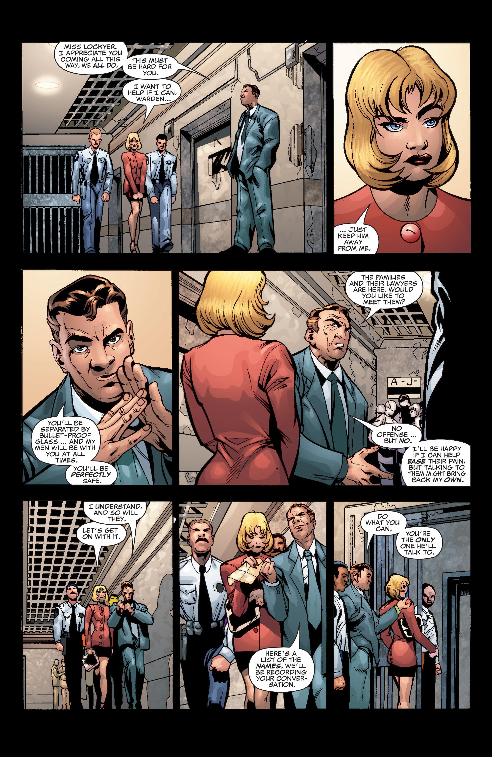 Read online Shadowman (1999) comic -  Issue #3 - 11