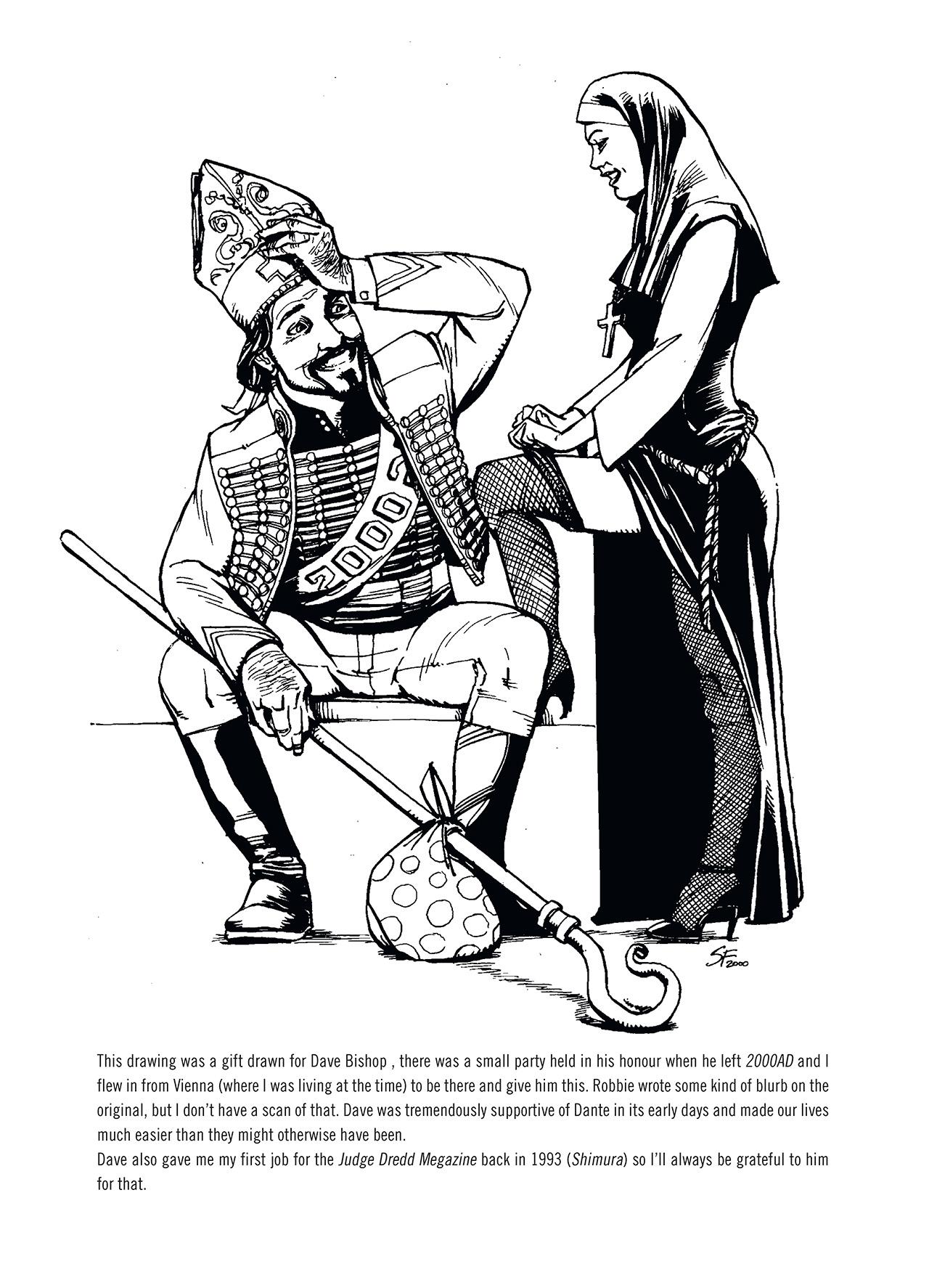 Read online Nikolai Dante comic -  Issue # TPB 3 - 144