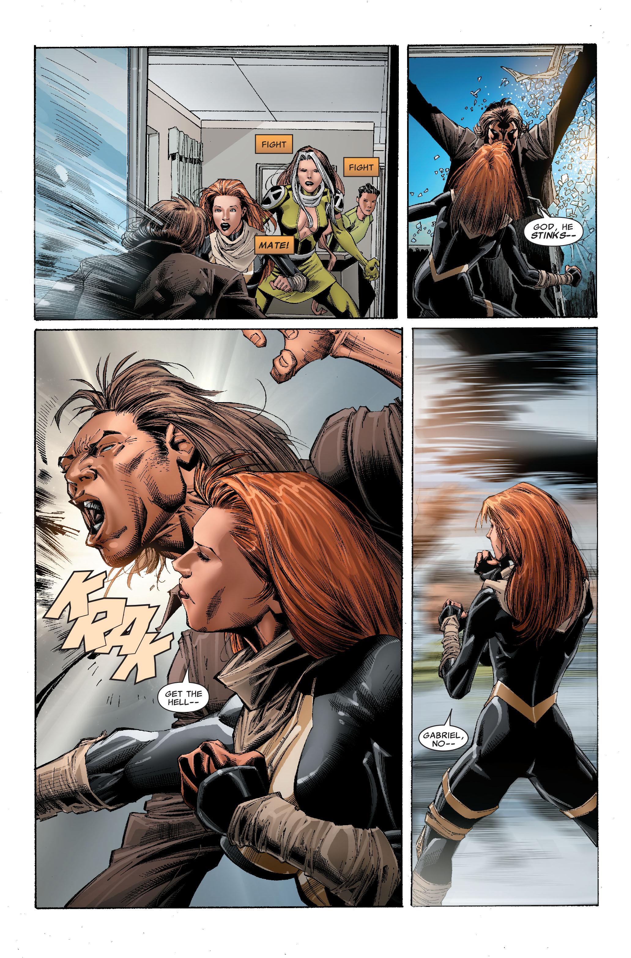 Read online Uncanny X-Men (1963) comic -  Issue #529 - 15