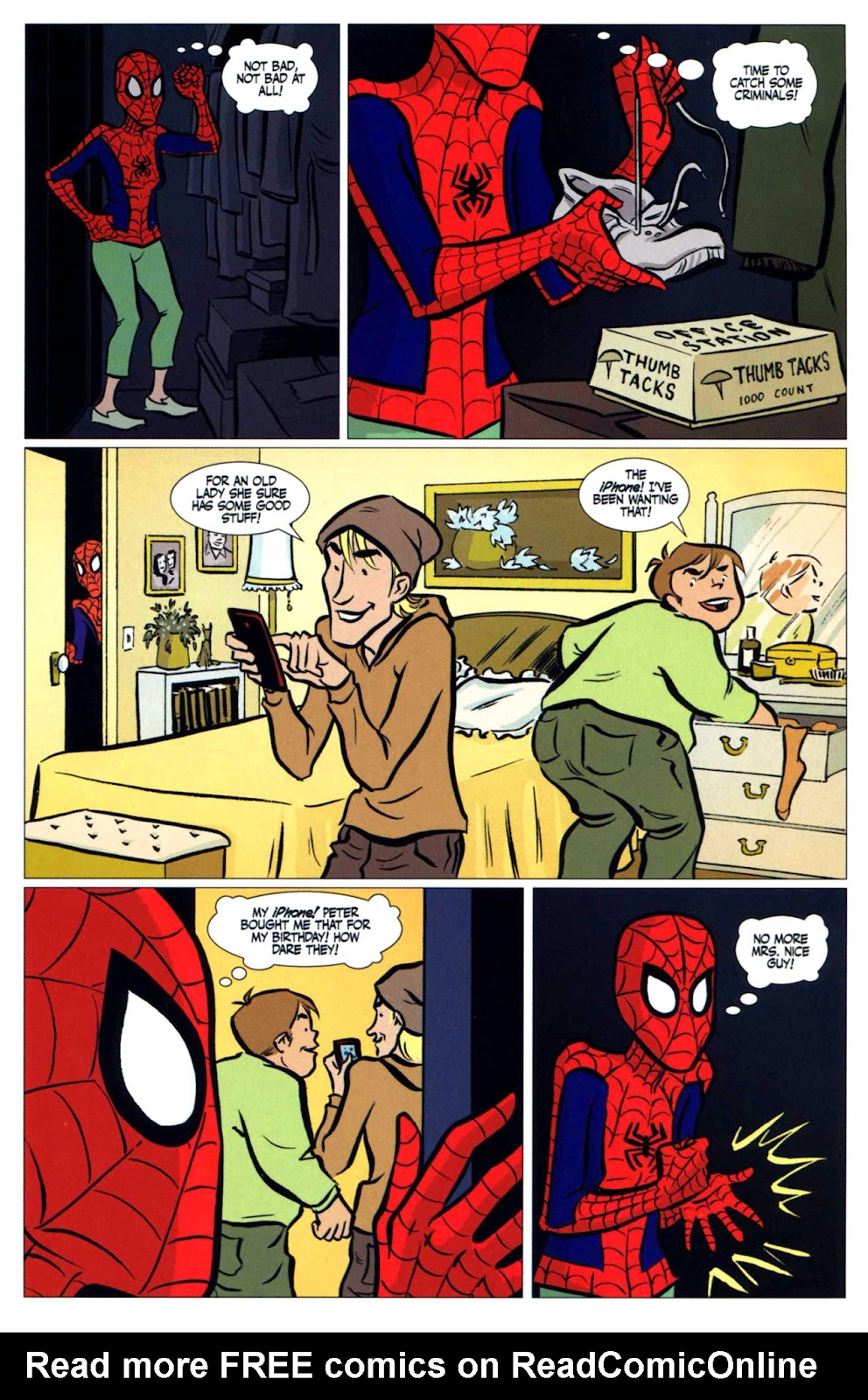 Amazing Spider-Man Family Issue #3 #3 - English 45