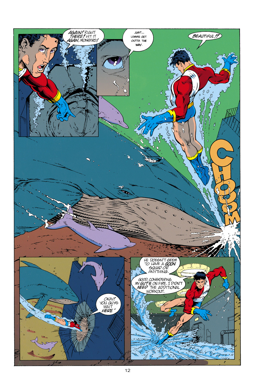 Read online Aquaman (1994) comic -  Issue #2 - 13