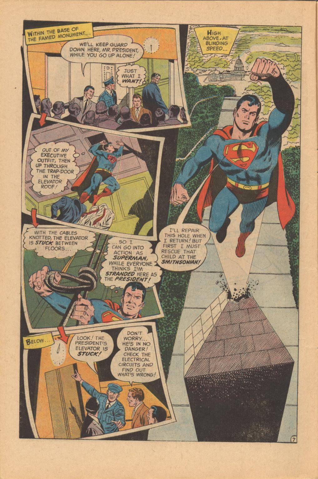 Read online Action Comics (1938) comic -  Issue #371 - 10