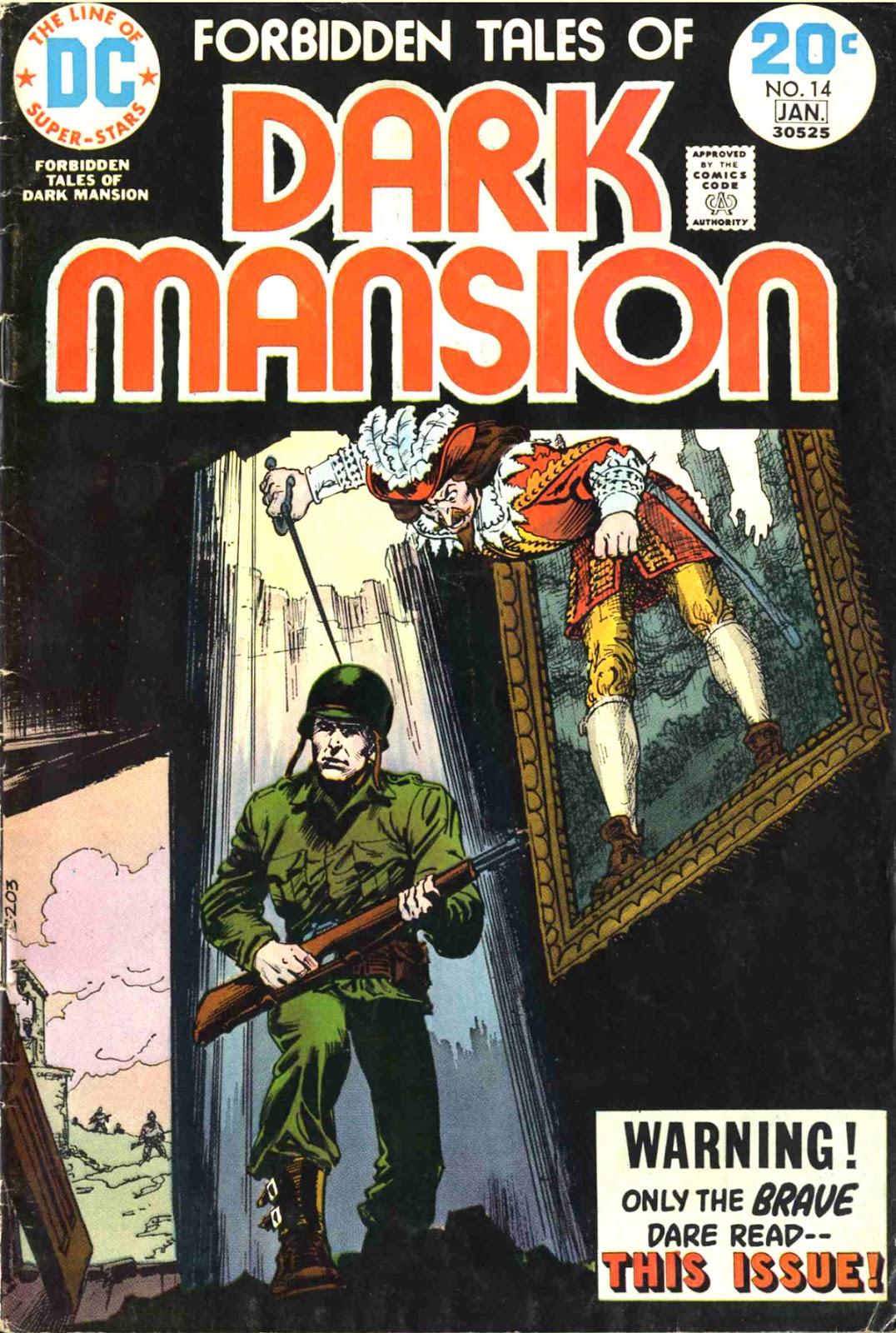 Forbidden Tales of Dark Mansion 14 Page 1