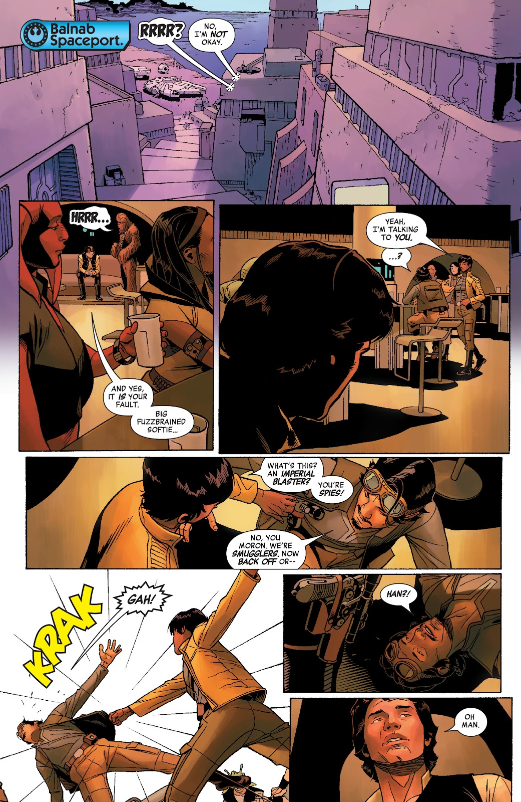 Read online Star Wars: Age of Rebellion - Heroes comic -  Issue # TPB - 33