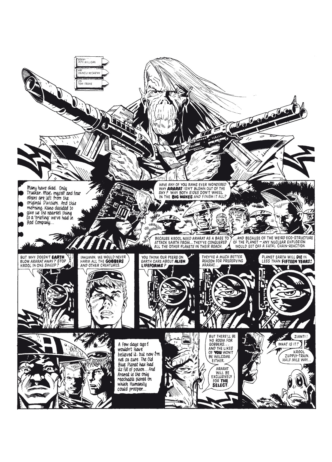 Read online The Complete Bad Company comic -  Issue # TPB - 34