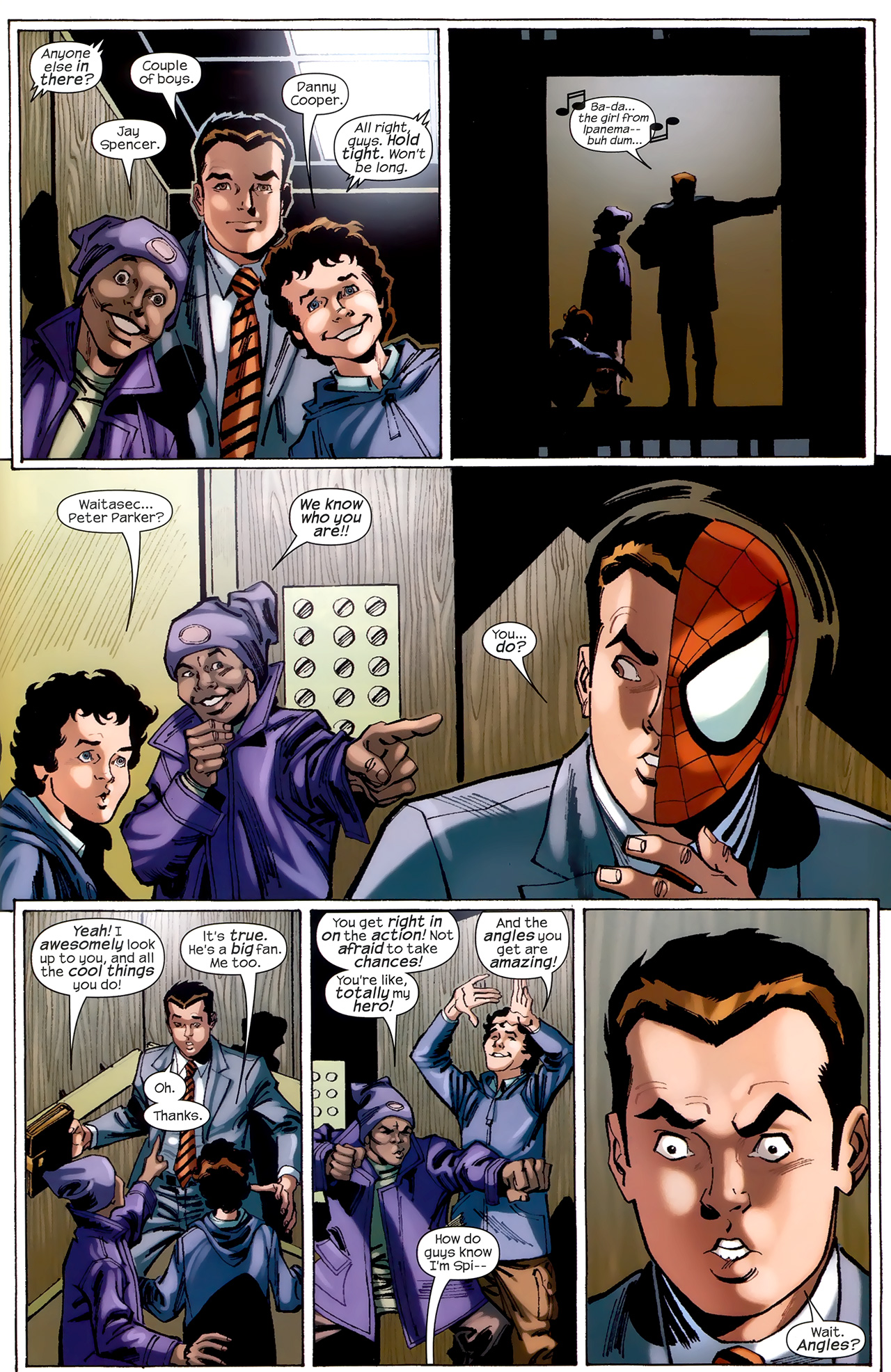 Read online Amazing Spider-Man Family comic -  Issue #6 - 50