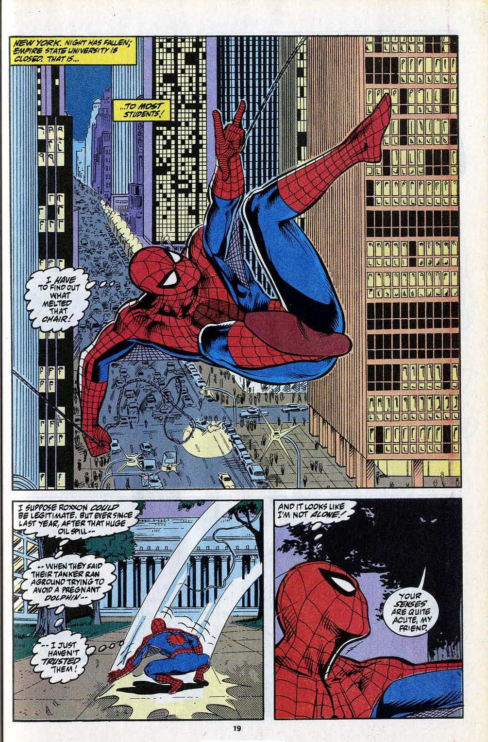 The Amazing Spider-Man (1963) _Annual_25 Page 20