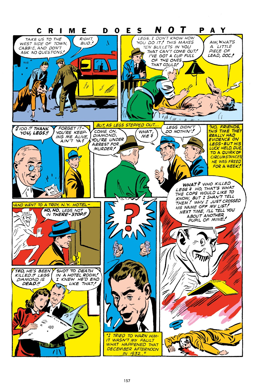 Read online Crime Does Not Pay Archives comic -  Issue # TPB 1 (Part 2) - 60