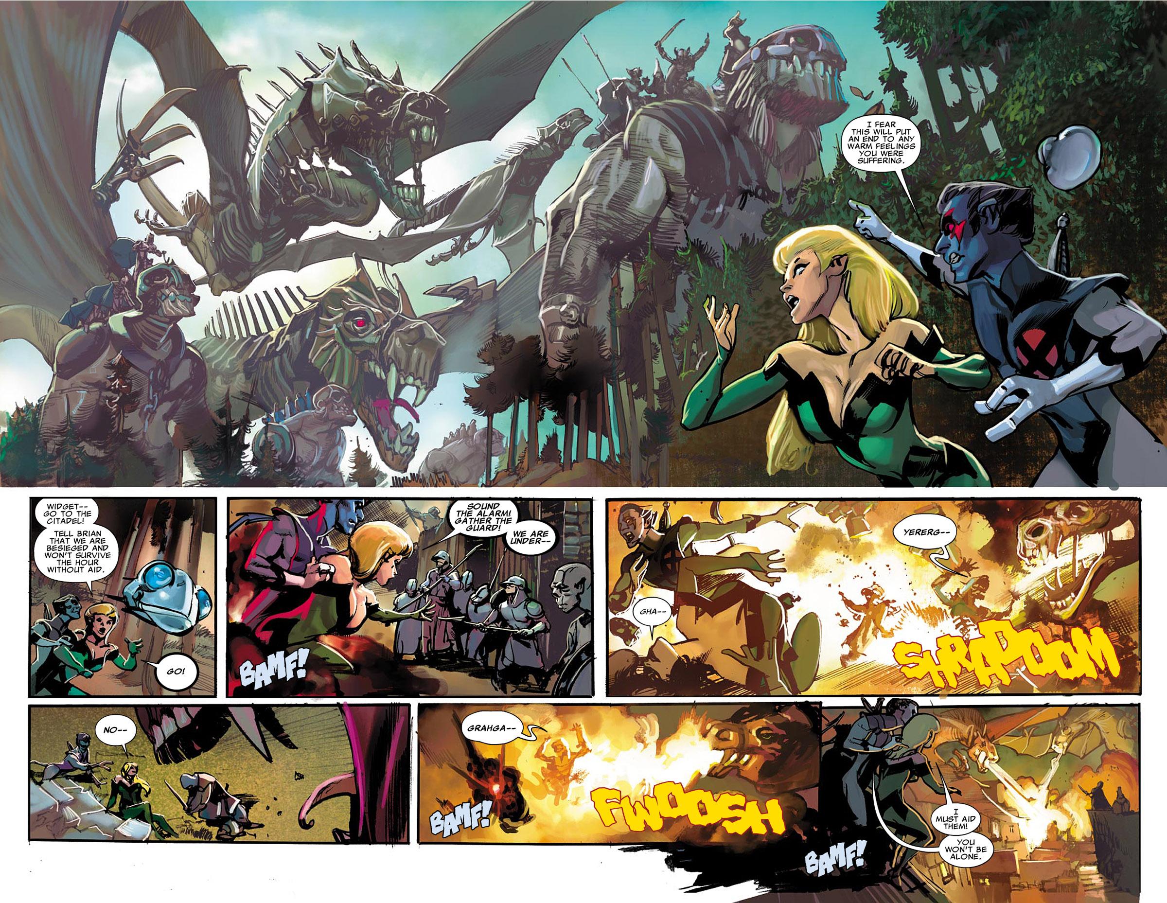 Uncanny X-Force (2010) #22 #24 - English 10