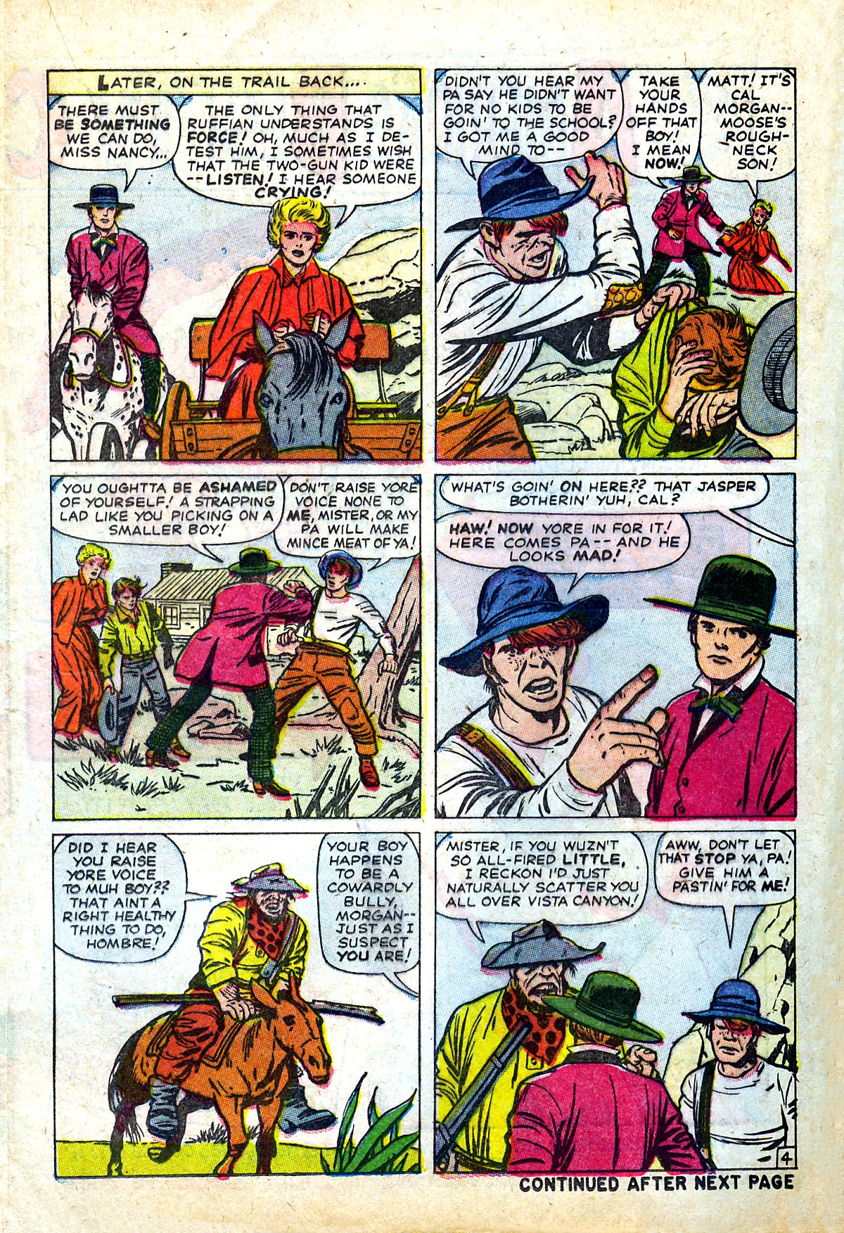 Read online Two-Gun Kid comic -  Issue #90 - 17