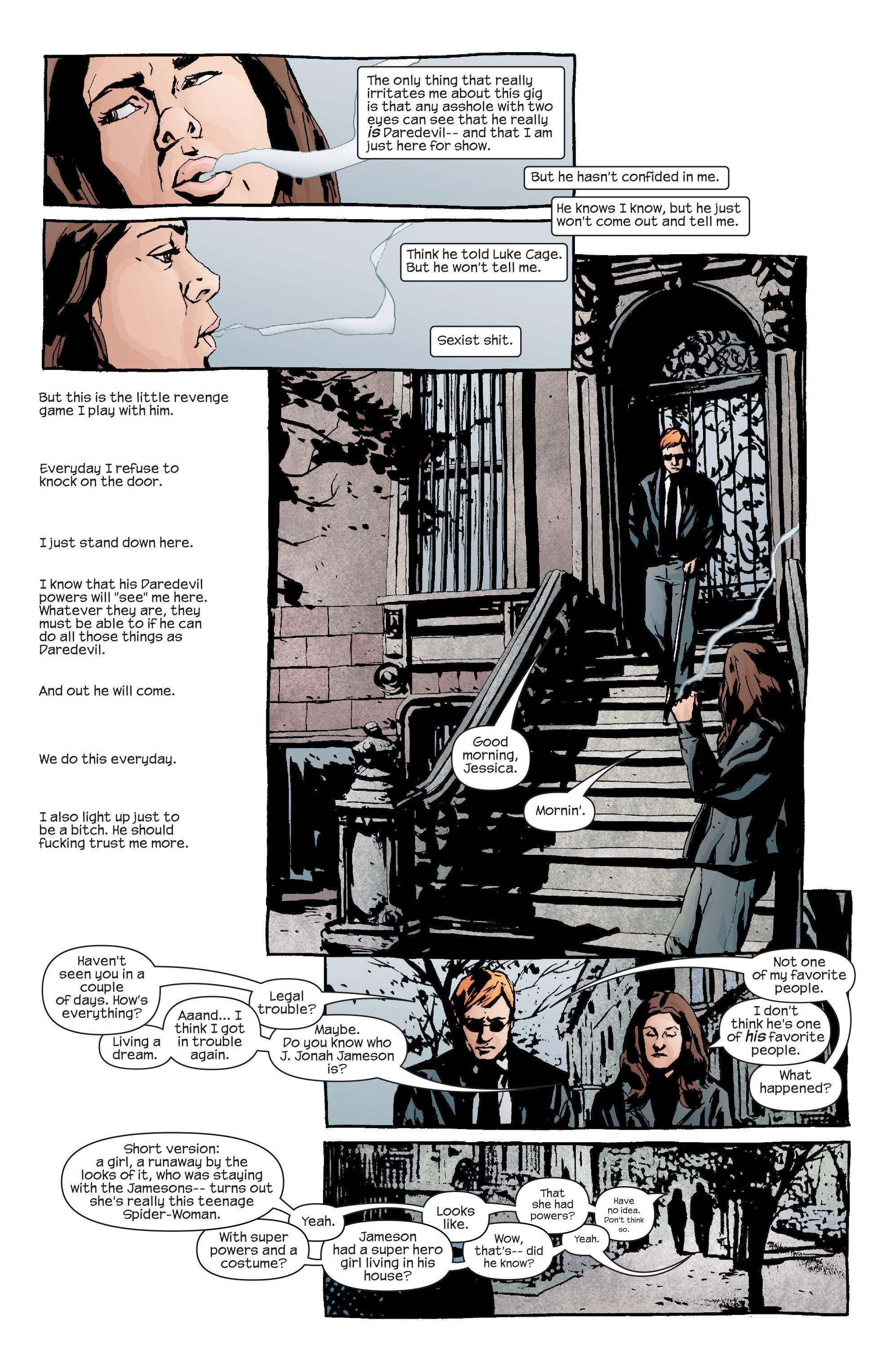 Read online Alias comic -  Issue #18 - 9