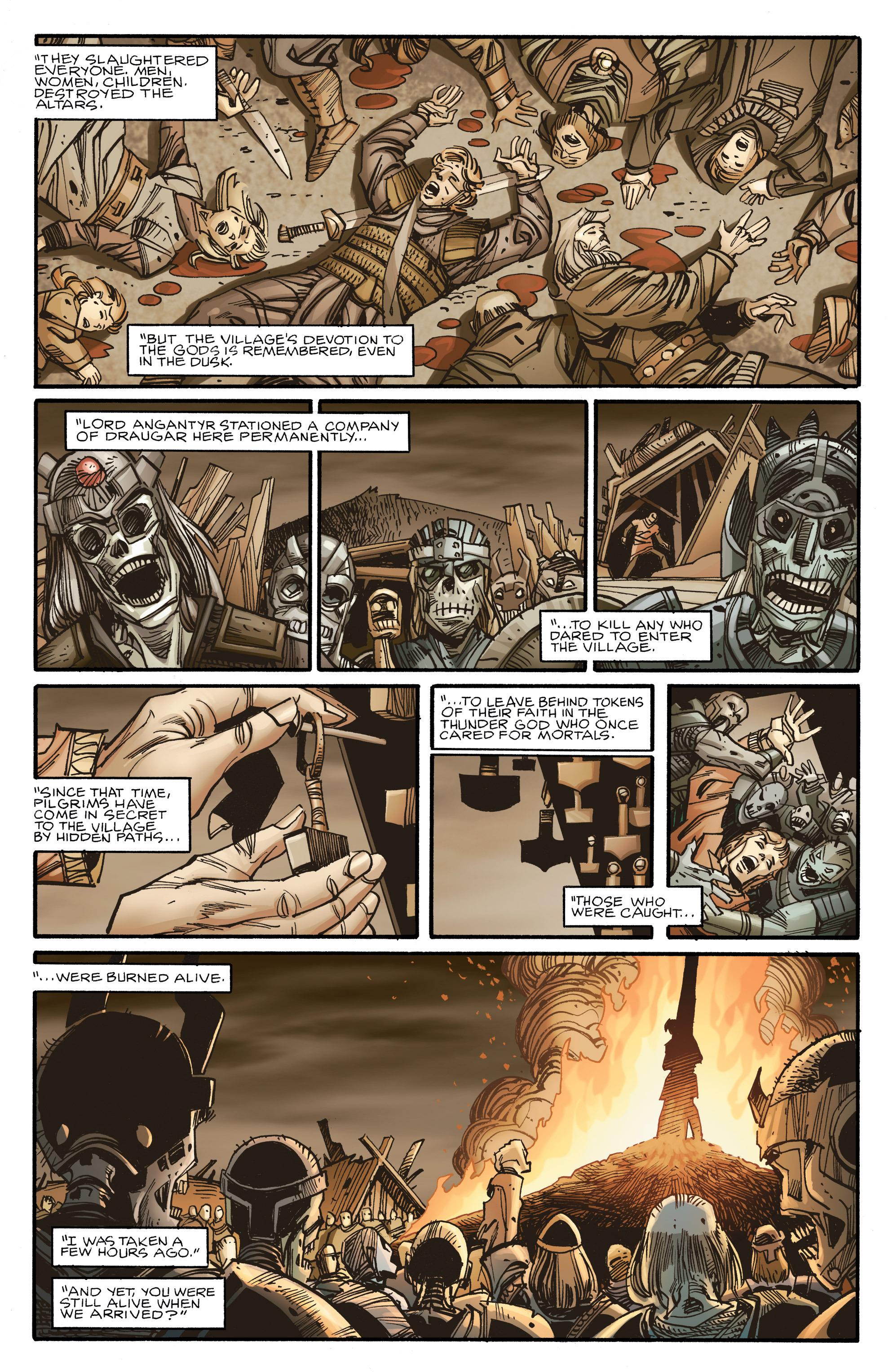 Read online Ragnarok comic -  Issue #10 - 20