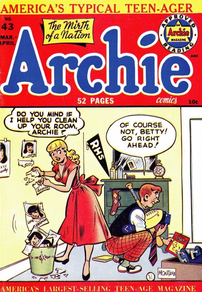 Archie Comics issue 043 - Page 1