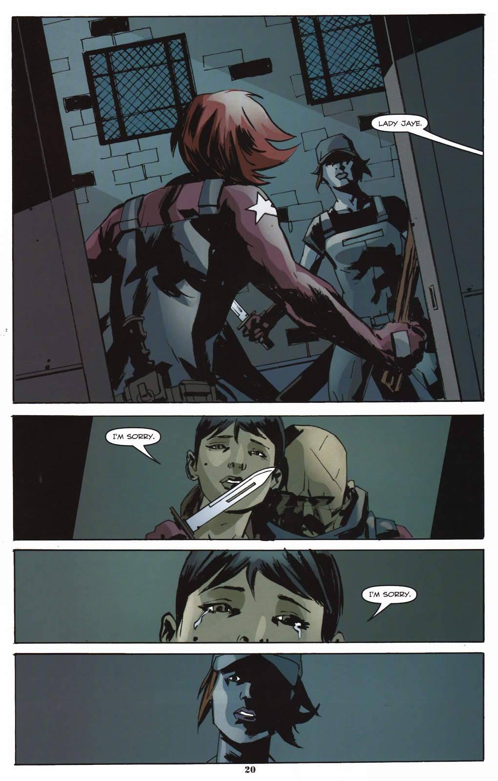 G.I. Joe Cobra (2011) Issue #20 #20 - English 22