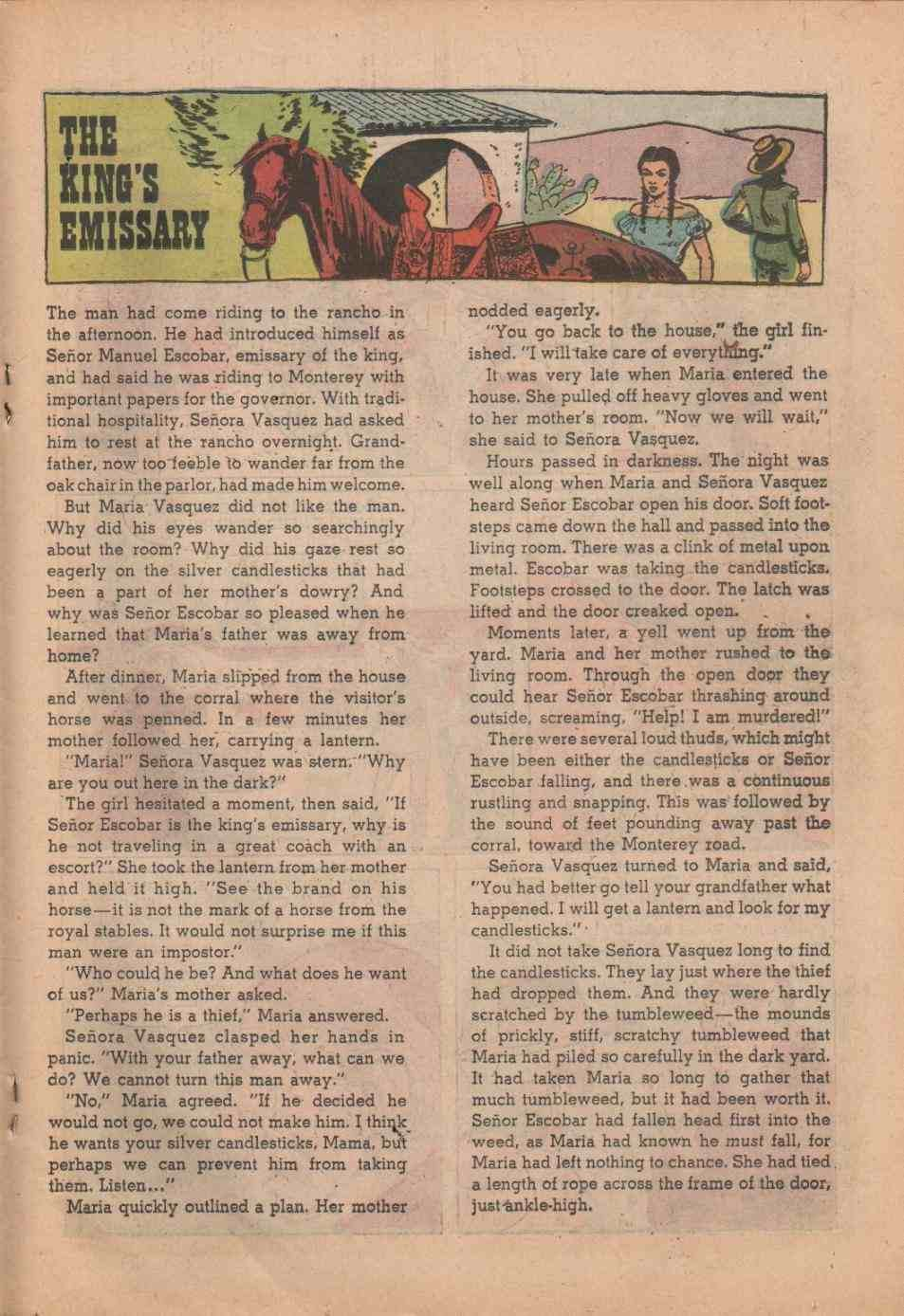 Zorro (1966) issue 6 - Page 19