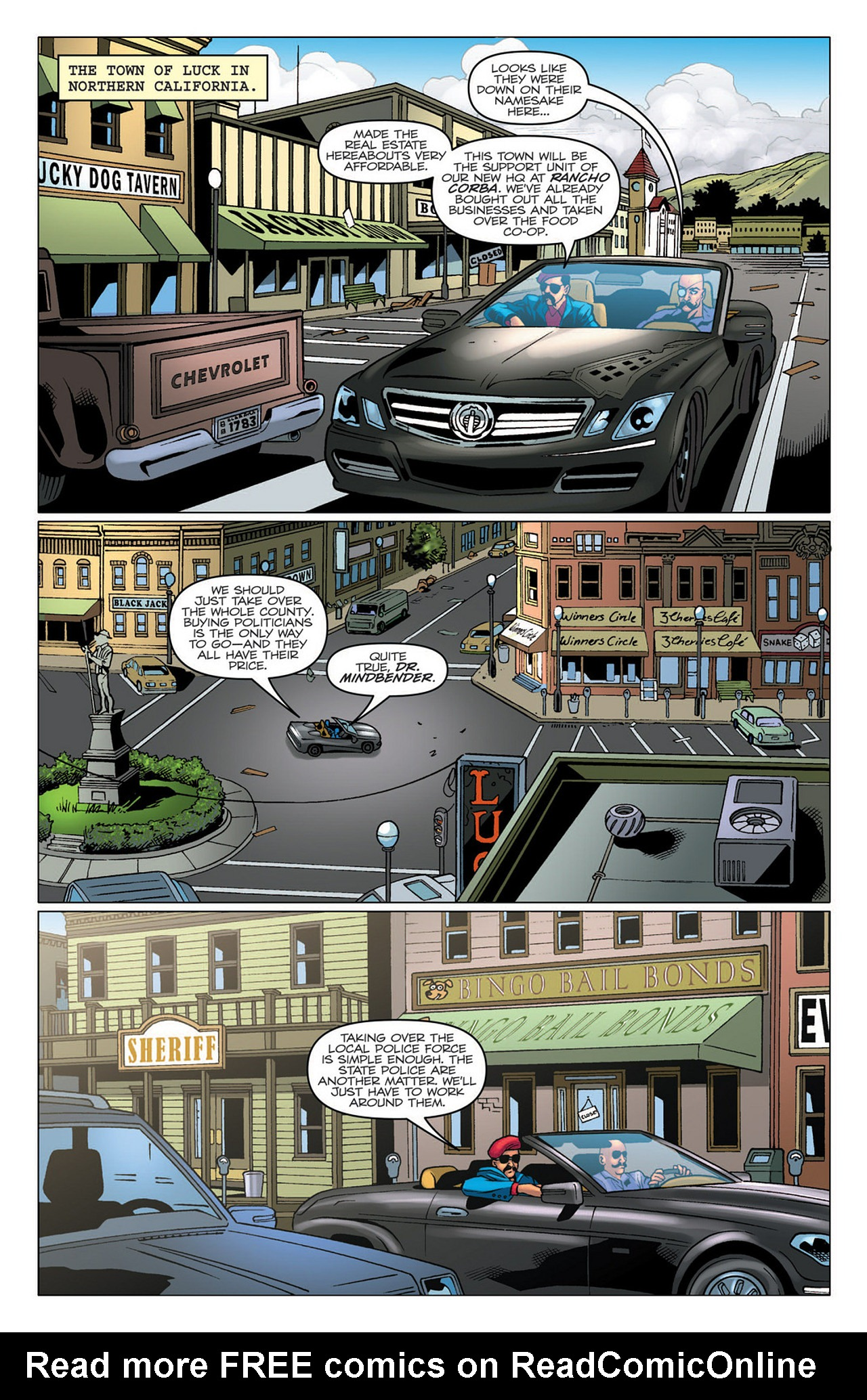 G.I. Joe: A Real American Hero 184 Page 2
