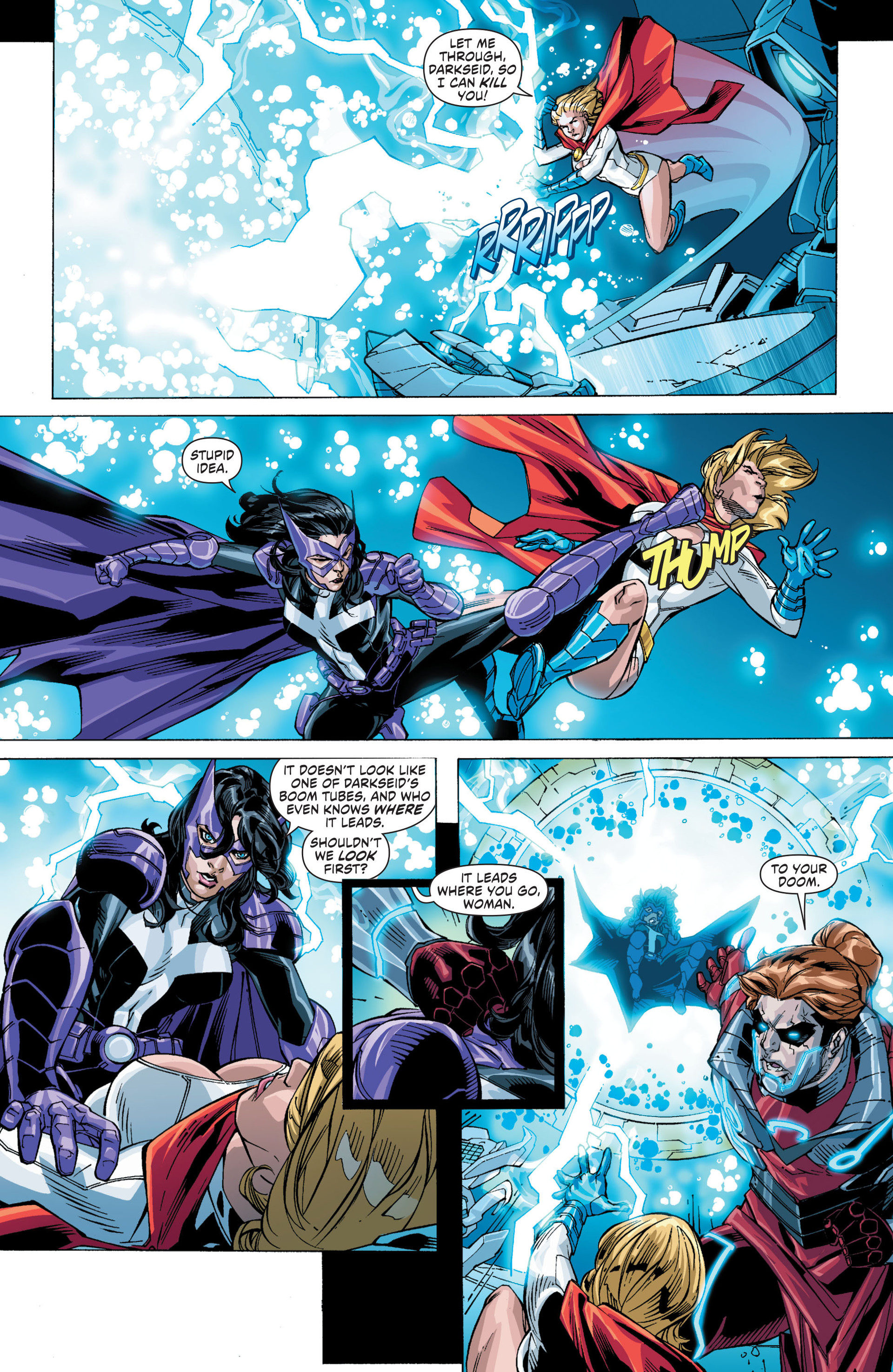 Read online Worlds' Finest comic -  Issue #21 - 6