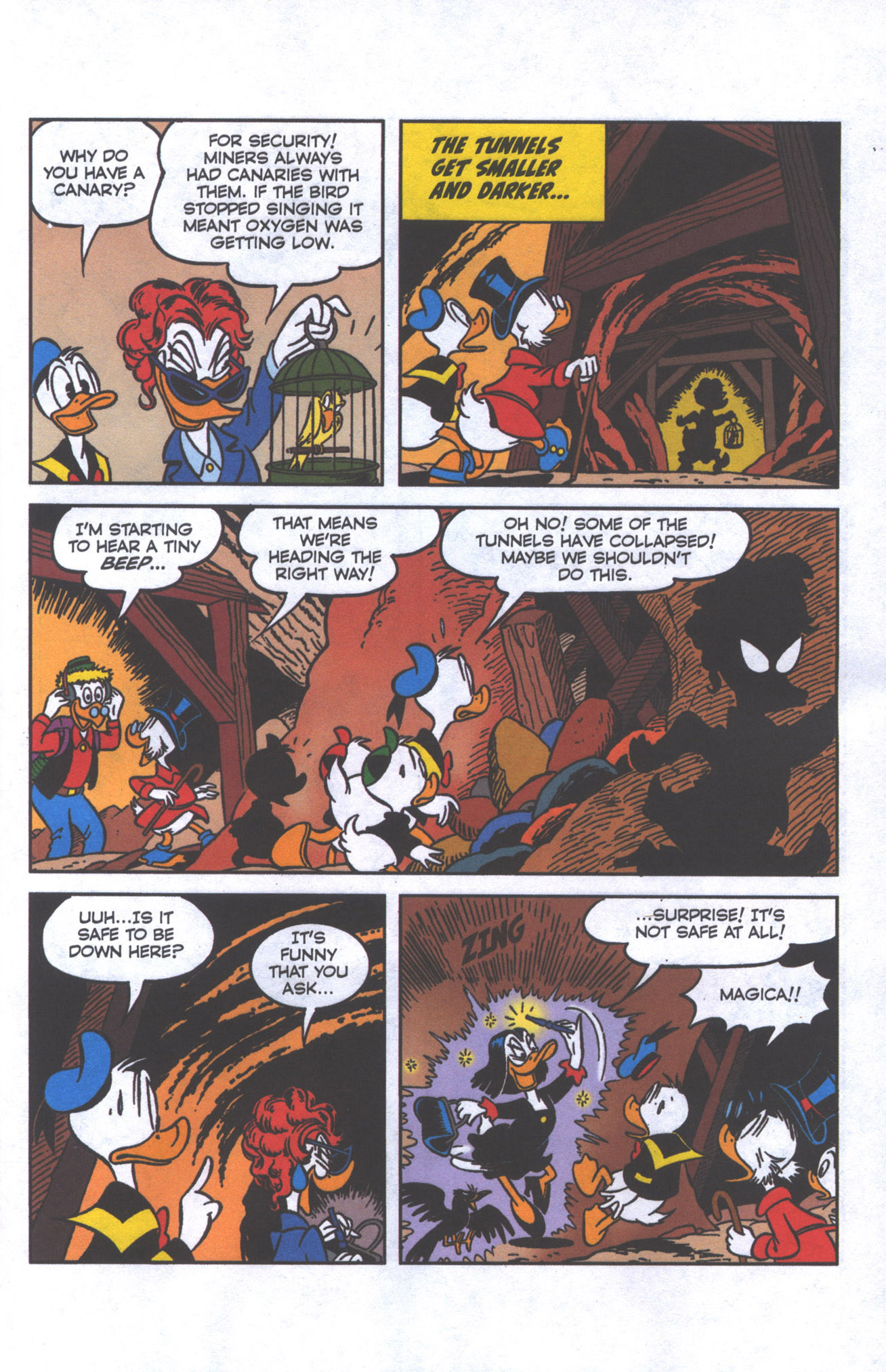 Read online Uncle Scrooge (1953) comic -  Issue #385 - 8