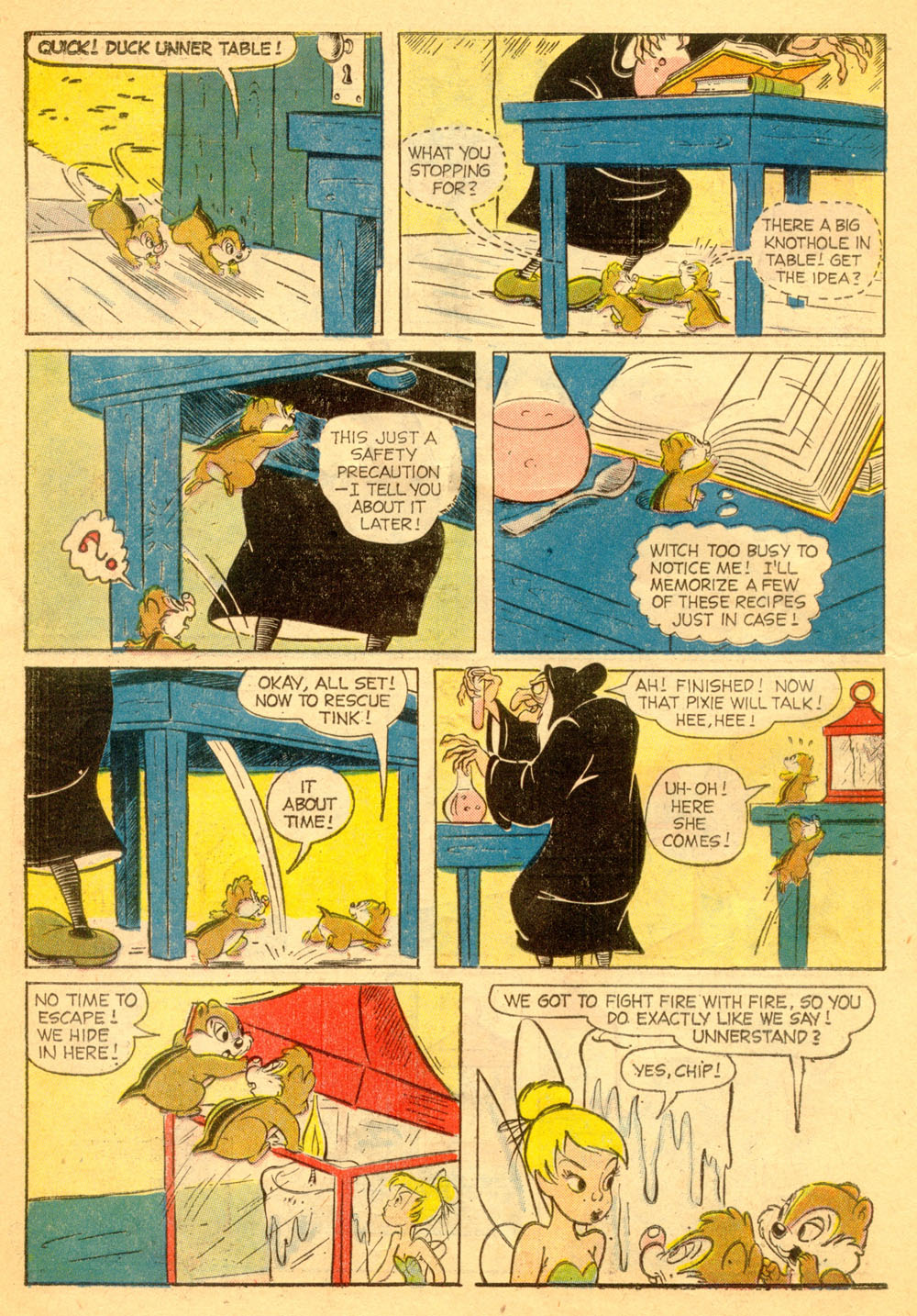 Walt Disney's Comics and Stories issue 239 - Page 22