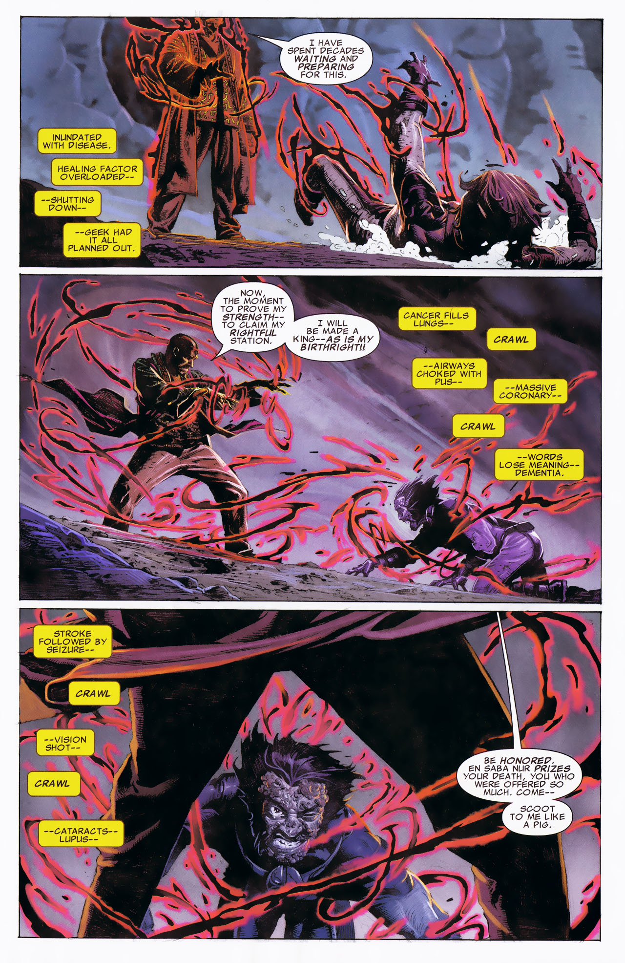 Read online Uncanny X-Force: The Apocalypse Solution comic -  Issue # Full - 65