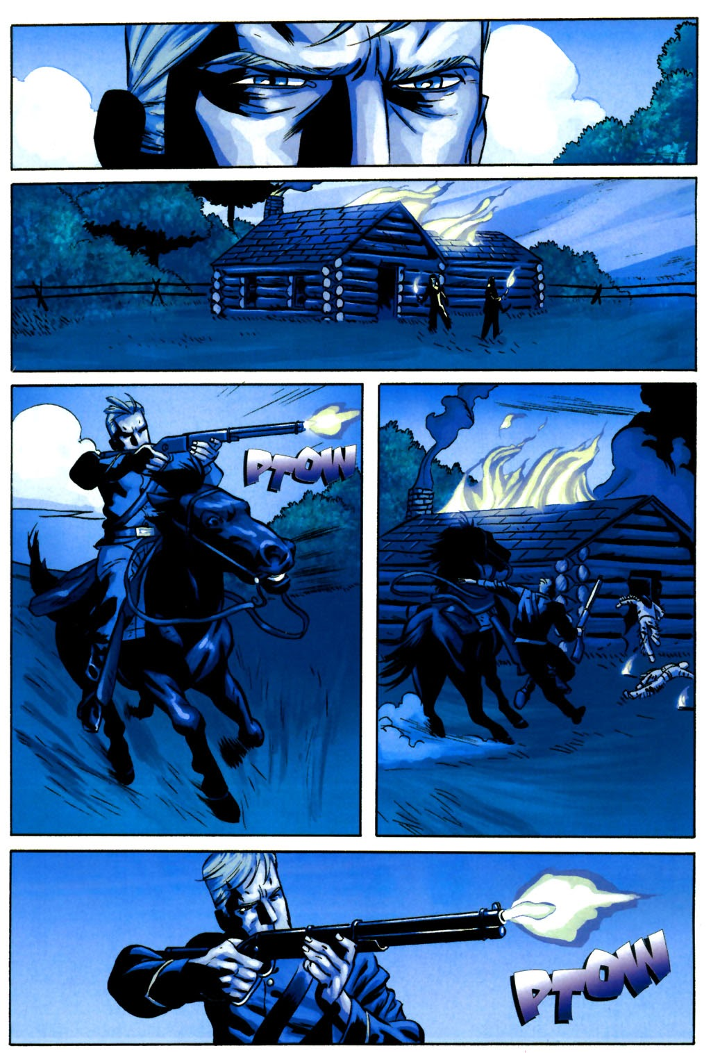 Read online The Ballad of Sleeping Beauty comic -  Issue #1 - 10