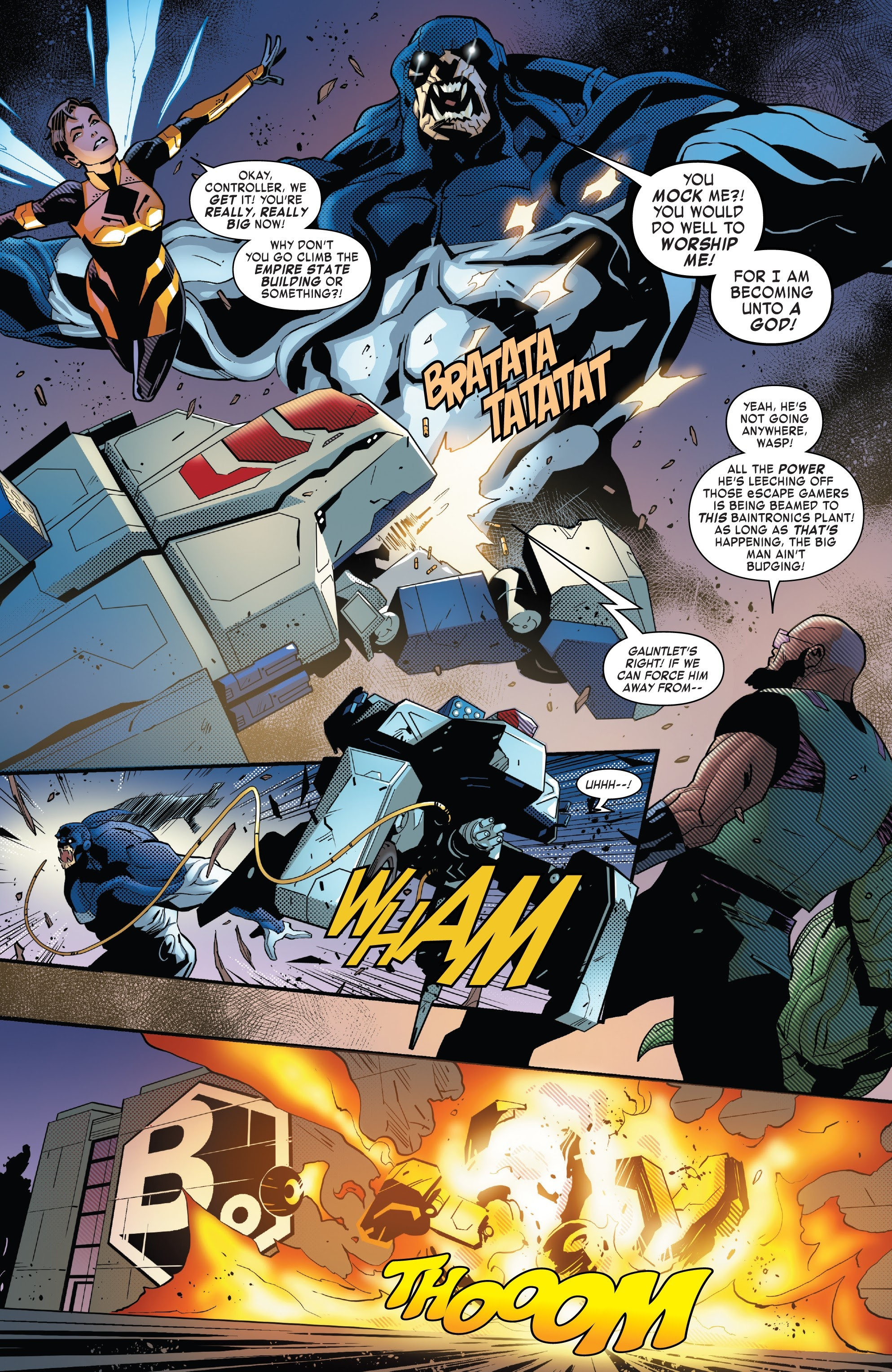 Read online Tony Stark: Iron Man comic -  Issue #10 - 13