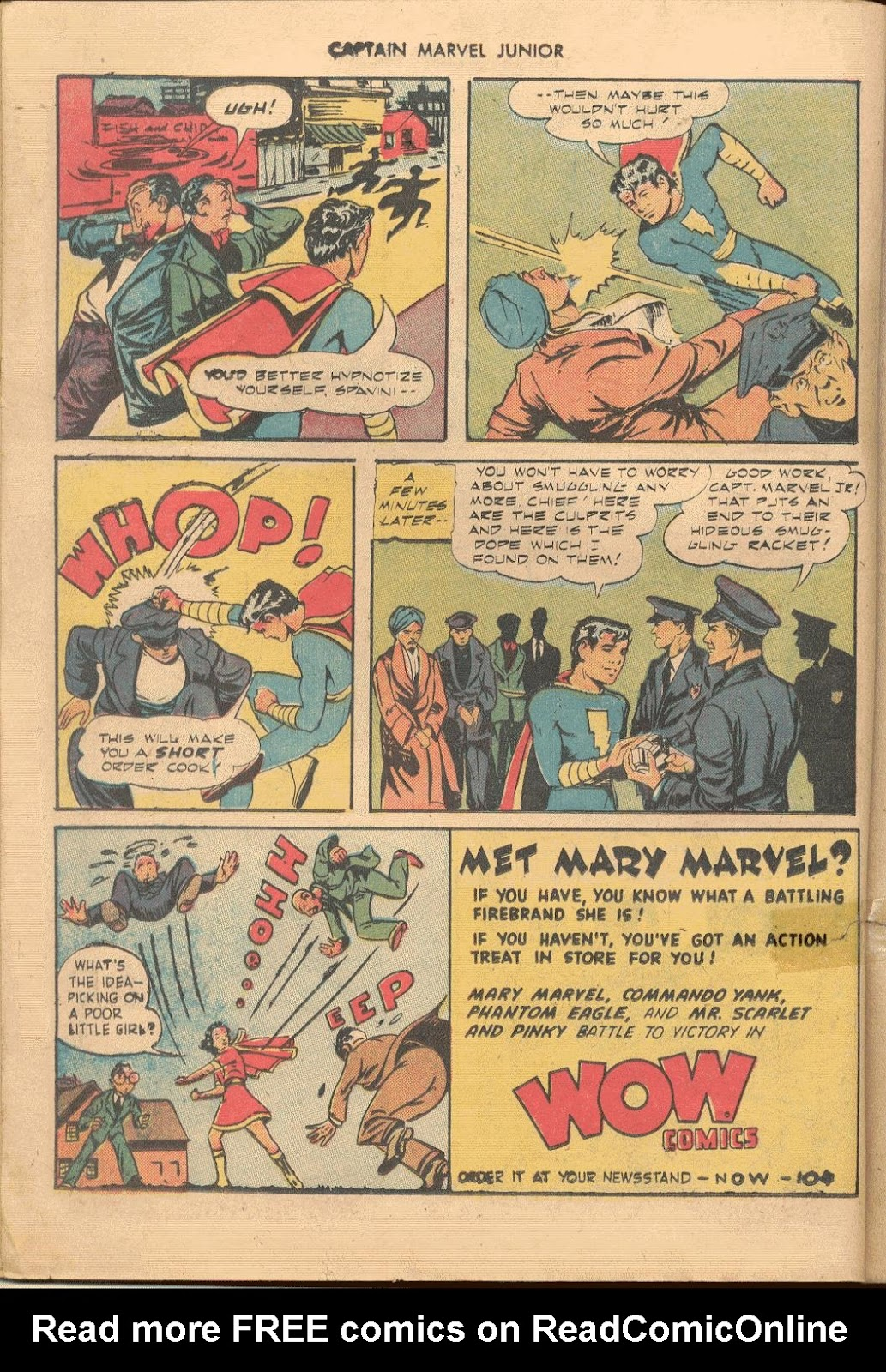 Captain Marvel, Jr. issue 38 - Page 29