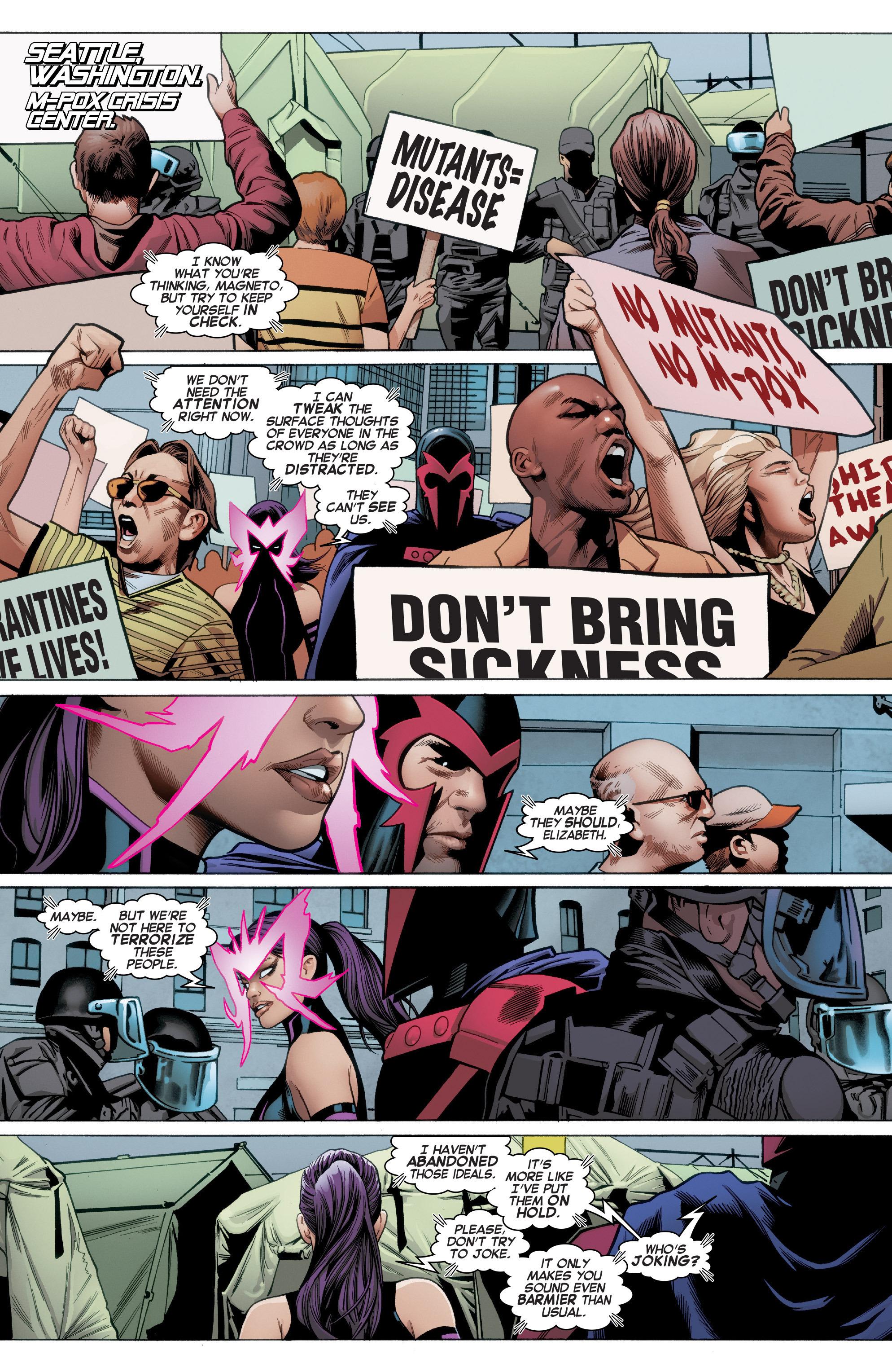 Read online Uncanny X-Men (2016) comic -  Issue #3 - 3